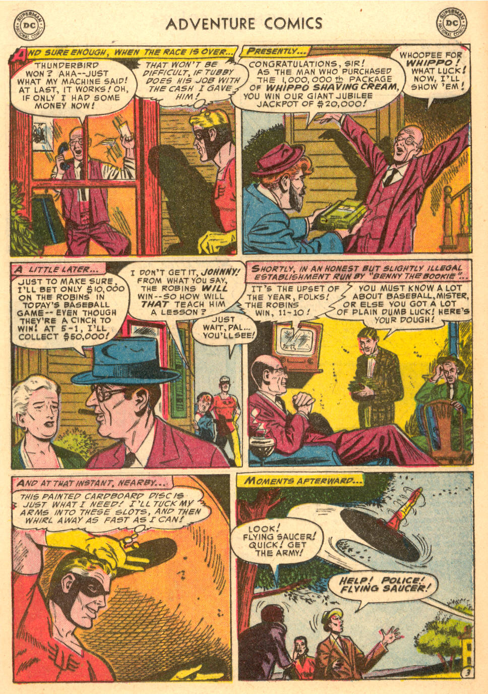 Read online Adventure Comics (1938) comic -  Issue #198 - 27
