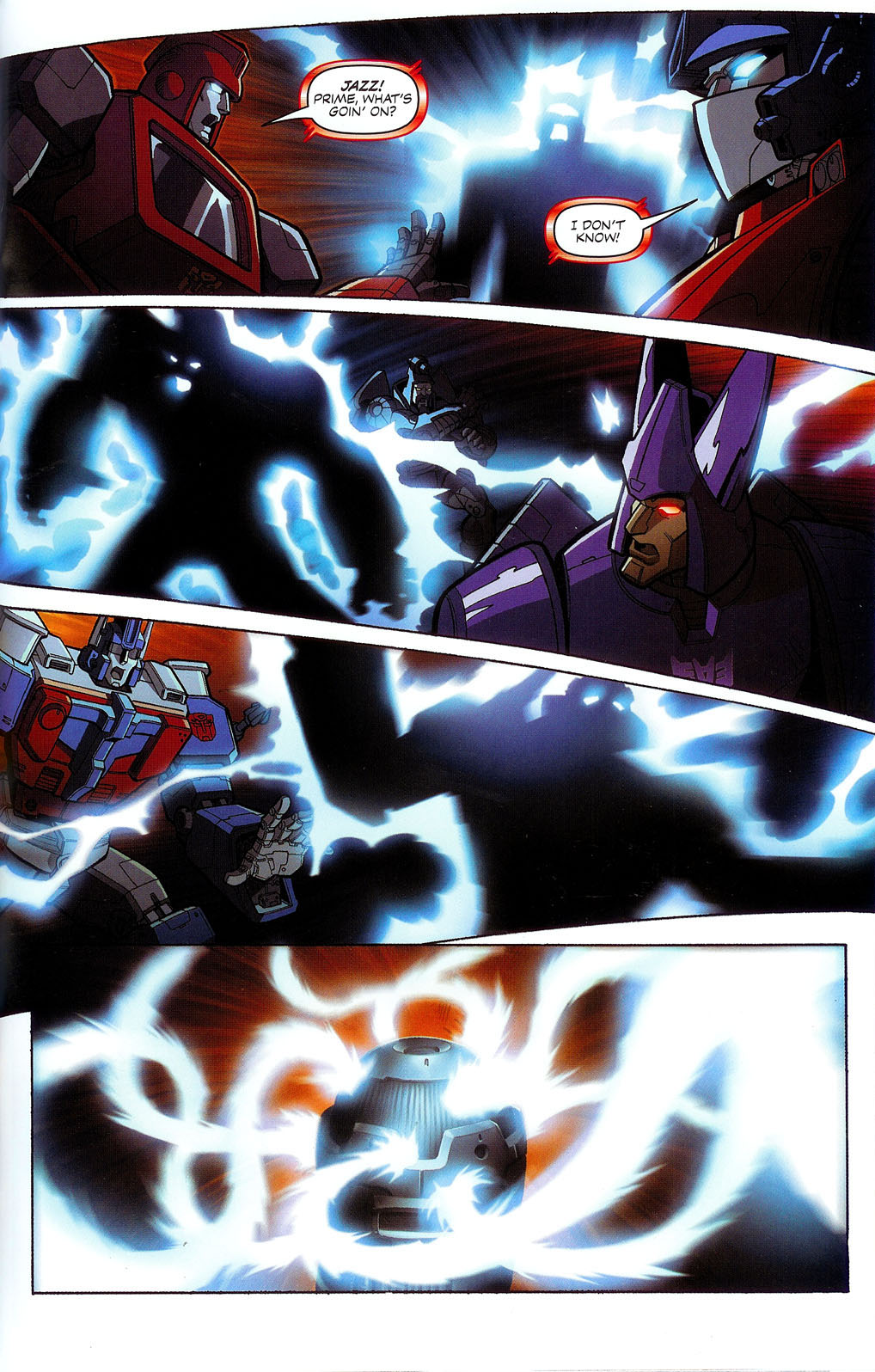 G.I. Joe vs. The Transformers II Issue #1 #2 - English 24