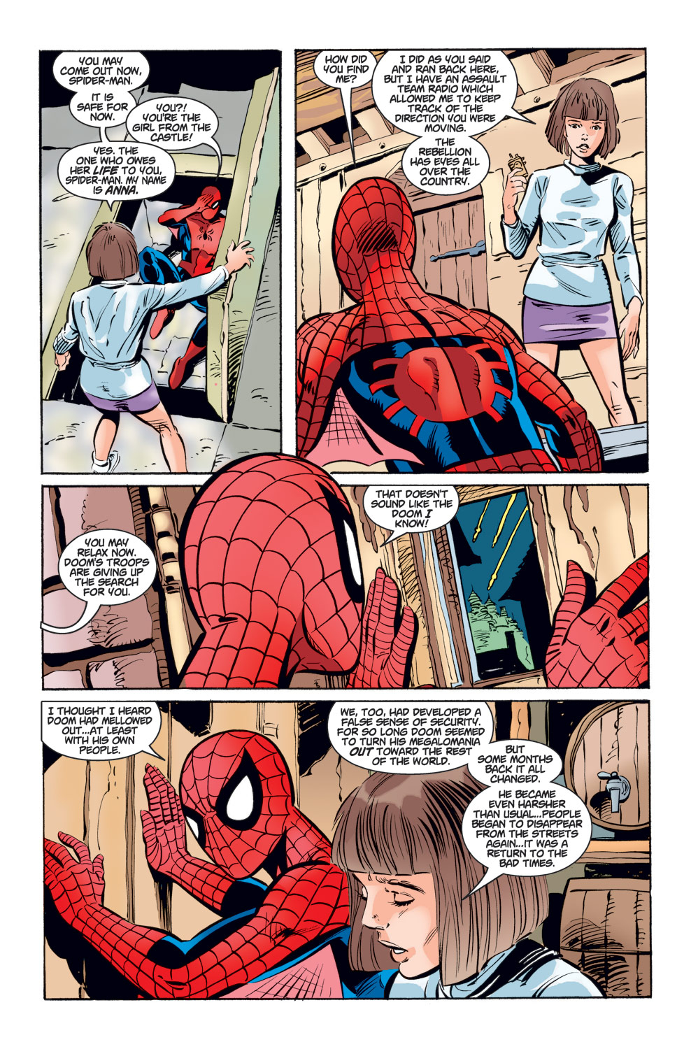The Amazing Spider-Man (1999) 15 Page 14