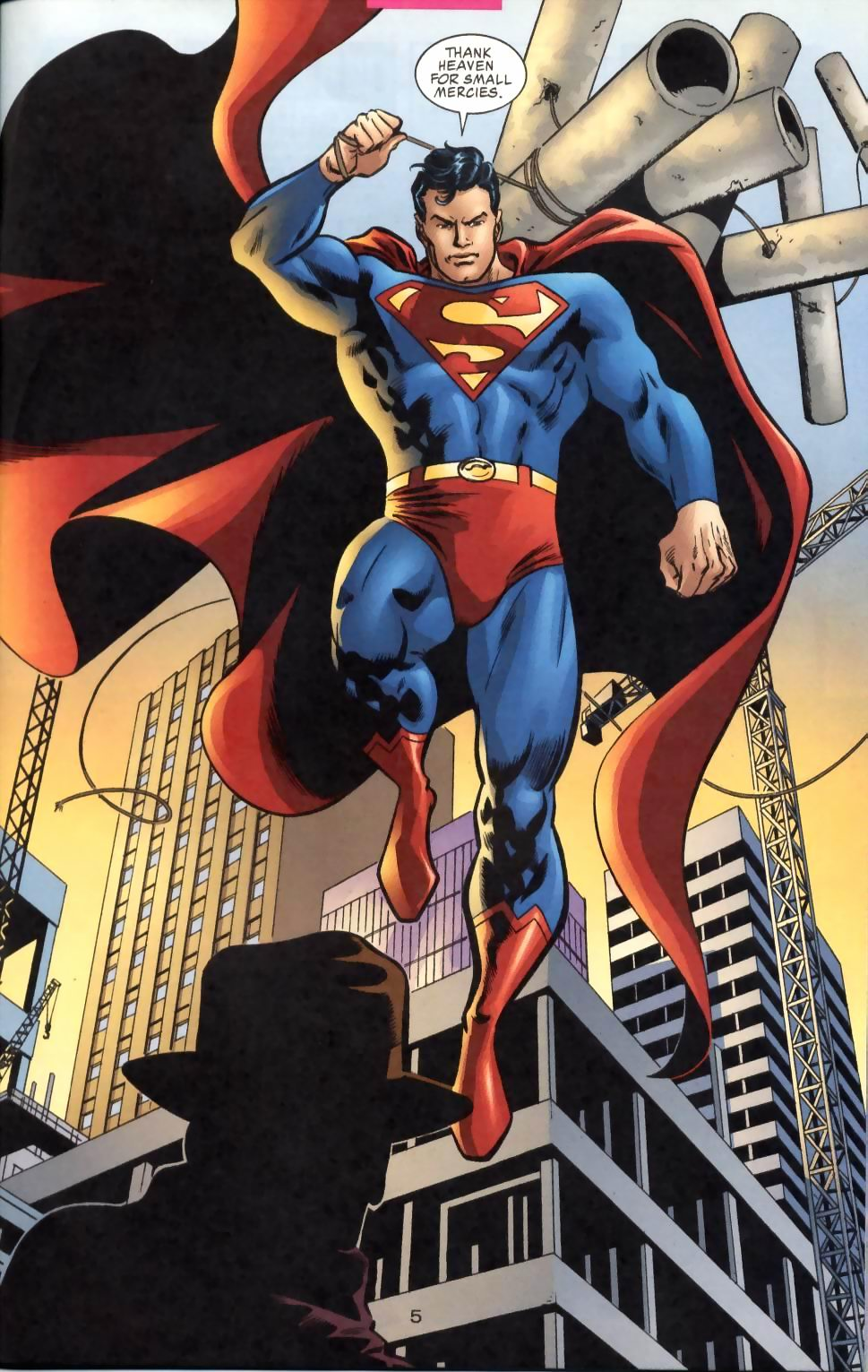 Read online Adventures of Superman (1987) comic -  Issue #573 - 6