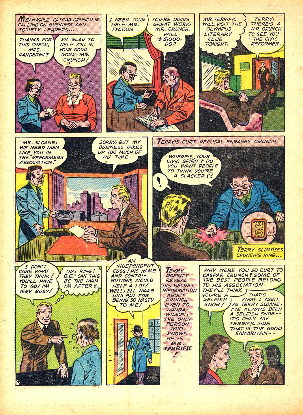Read online Sensation (Mystery) Comics comic -  Issue #5 - 28
