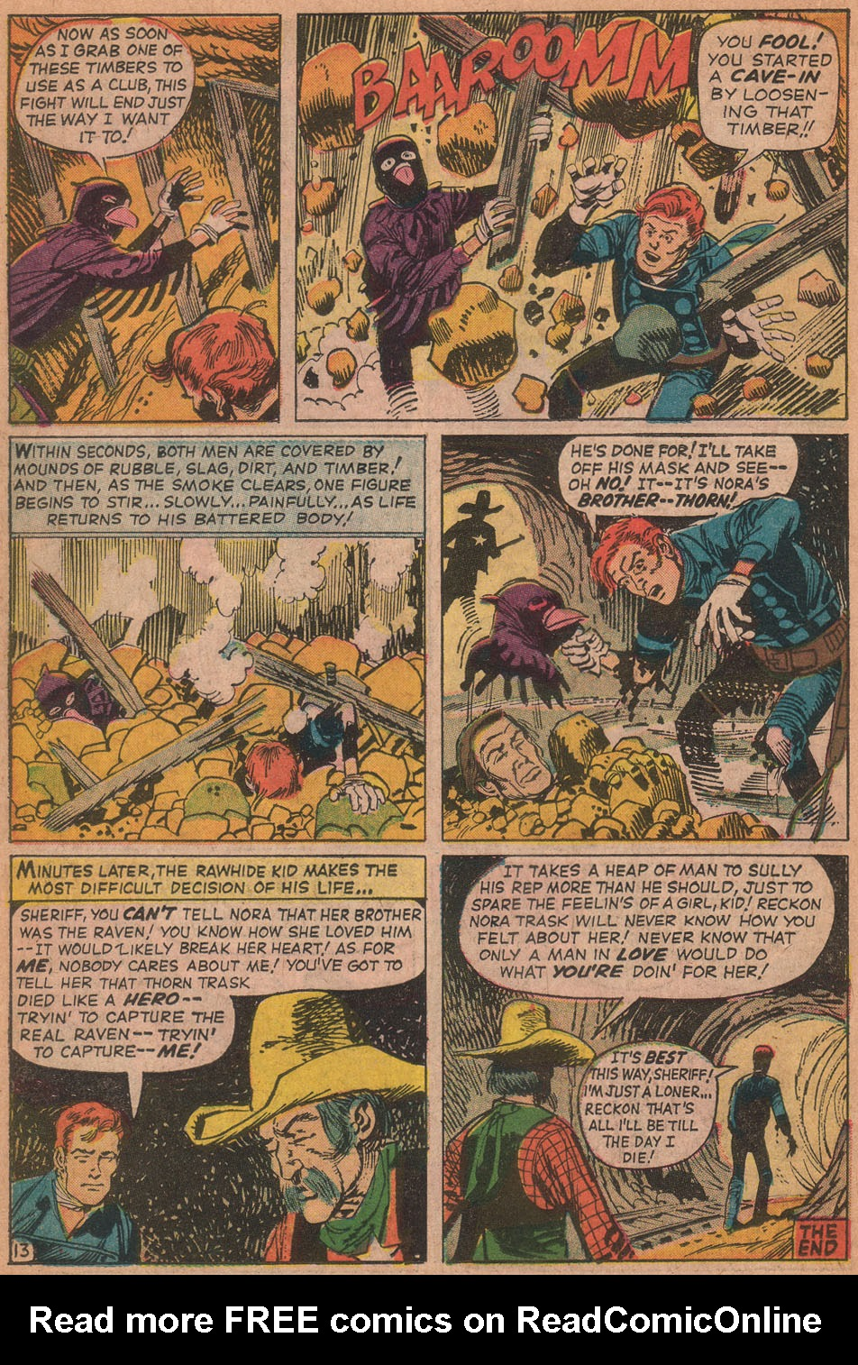 The Rawhide Kid (1955) issue 35 - Page 18