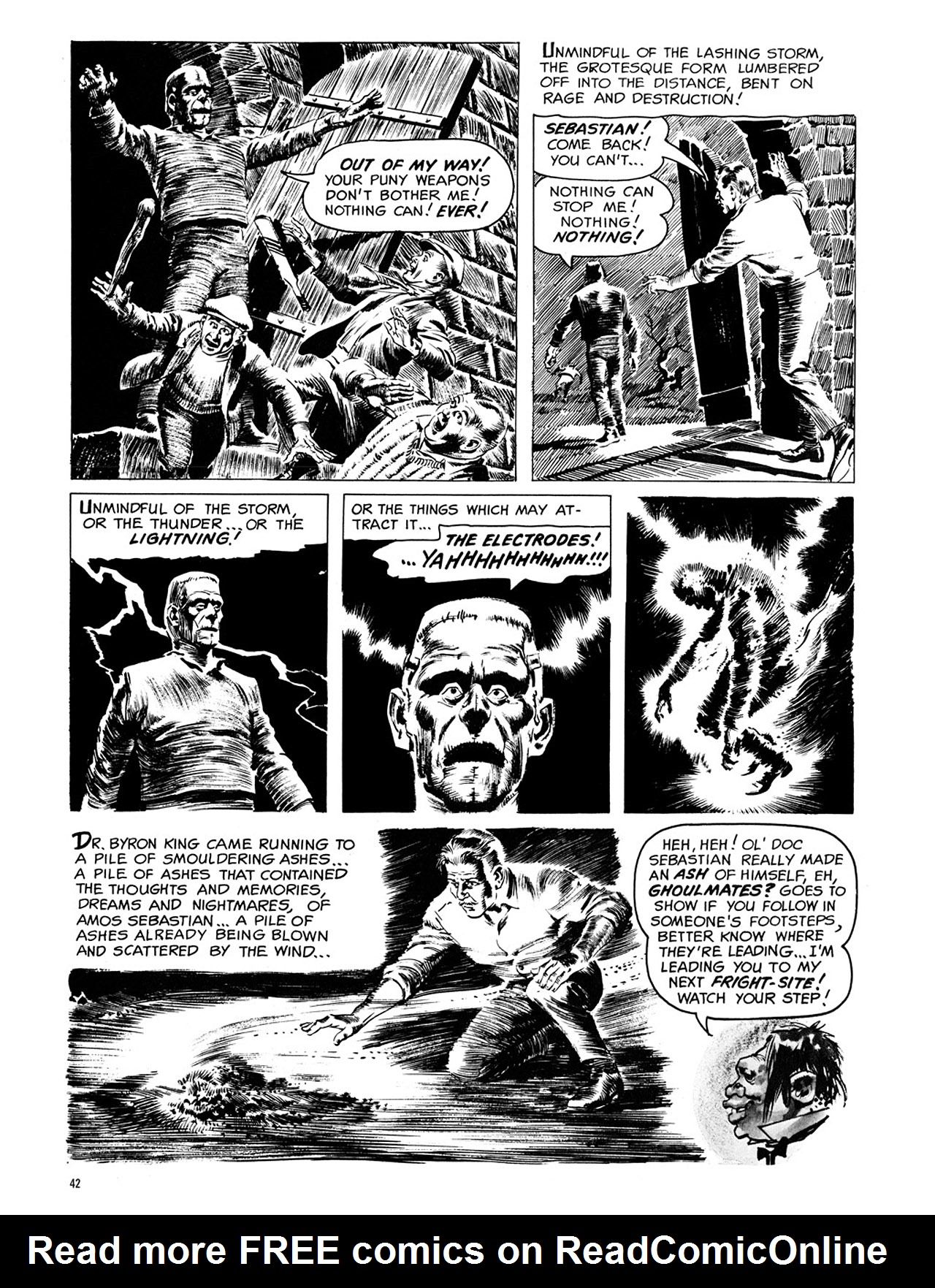 Read online Eerie Archives comic -  Issue # TPB 1 - 43
