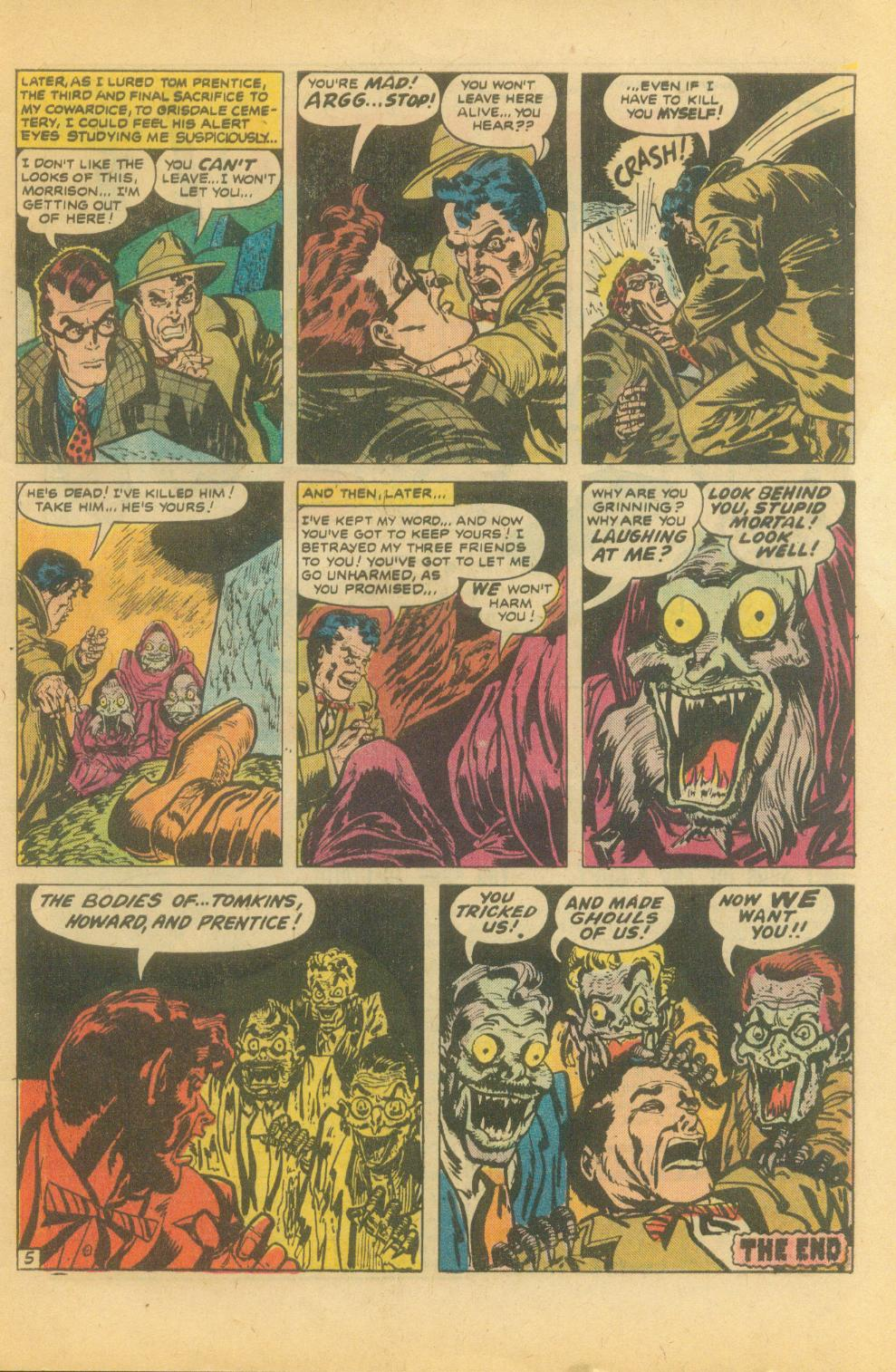 Crypt of Shadows (1973) issue 11 - Page 9