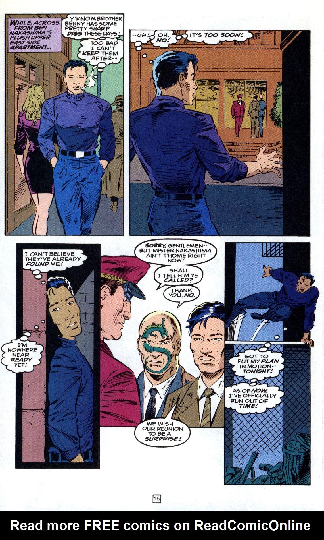 Read online Gunfire comic -  Issue #7 - 20