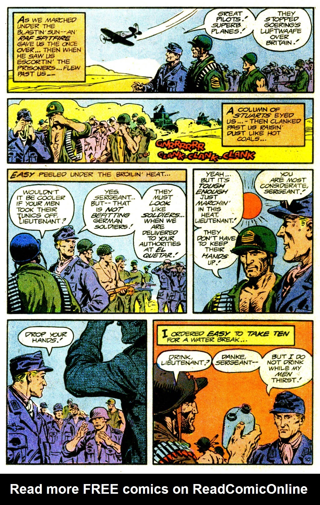 Read online Sgt. Rock comic -  Issue #370 - 15