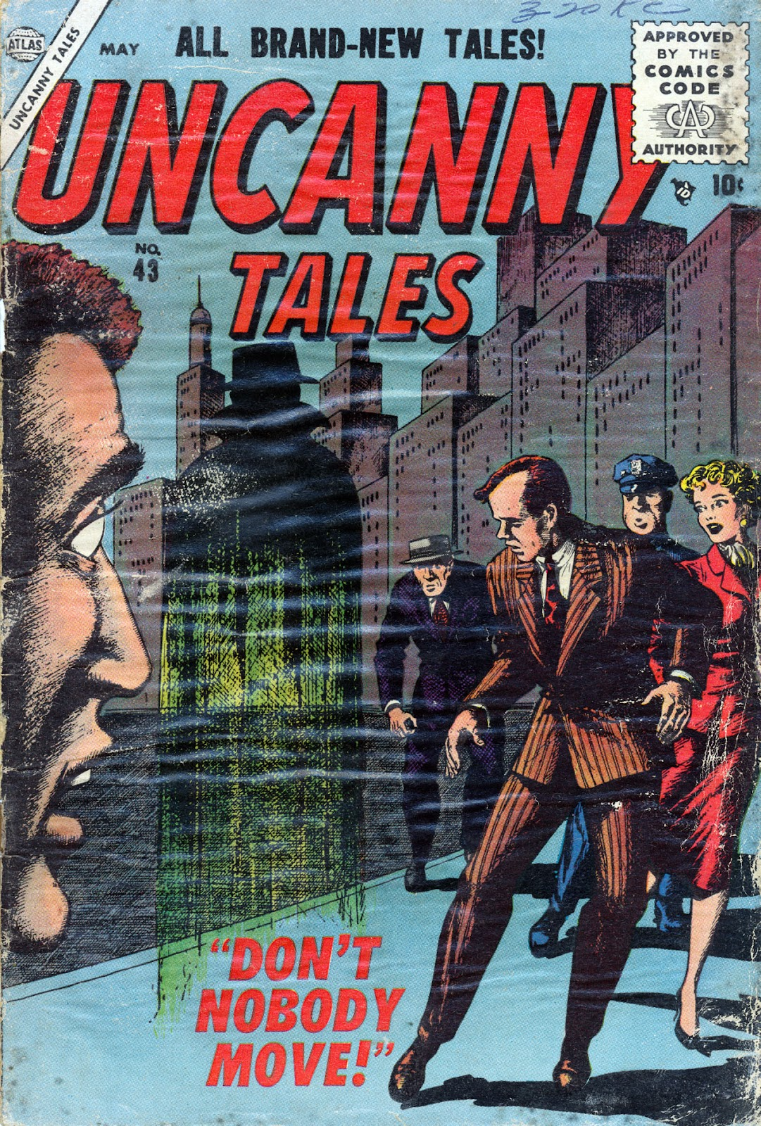Uncanny Tales 43 Page 1