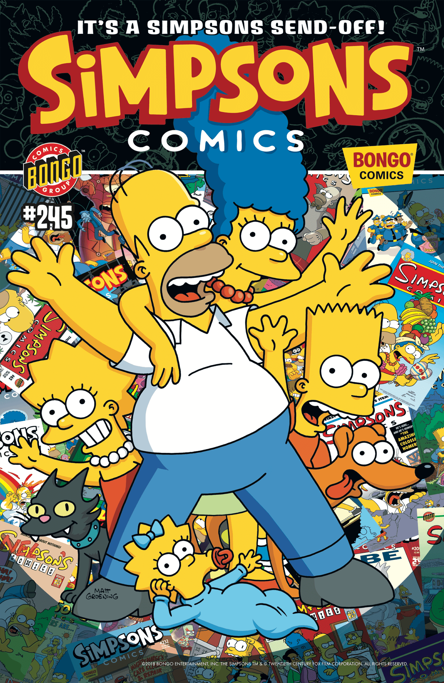 Simpsons Comics 245 Page 1