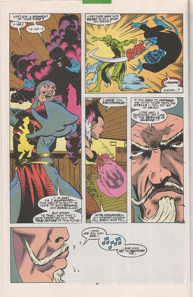 Excalibur (1988) issue 60 - Page 11