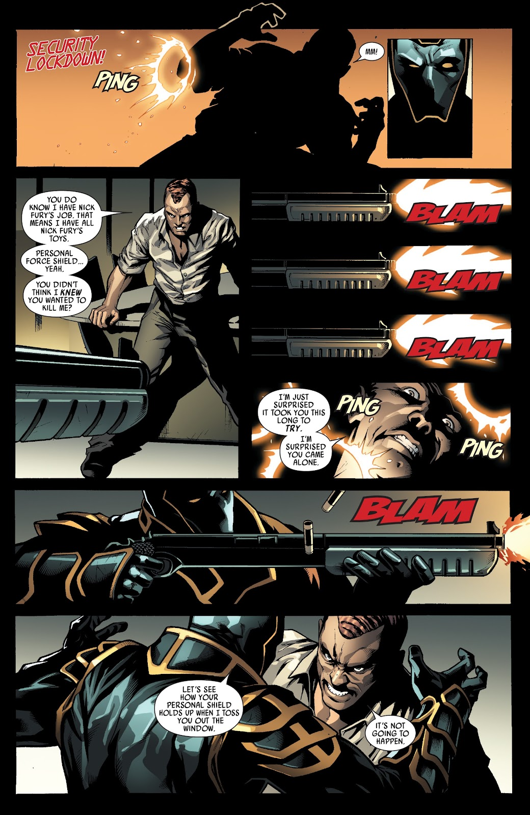 Read online Siege Prelude comic -  Issue # TPB (Part 2) - 33