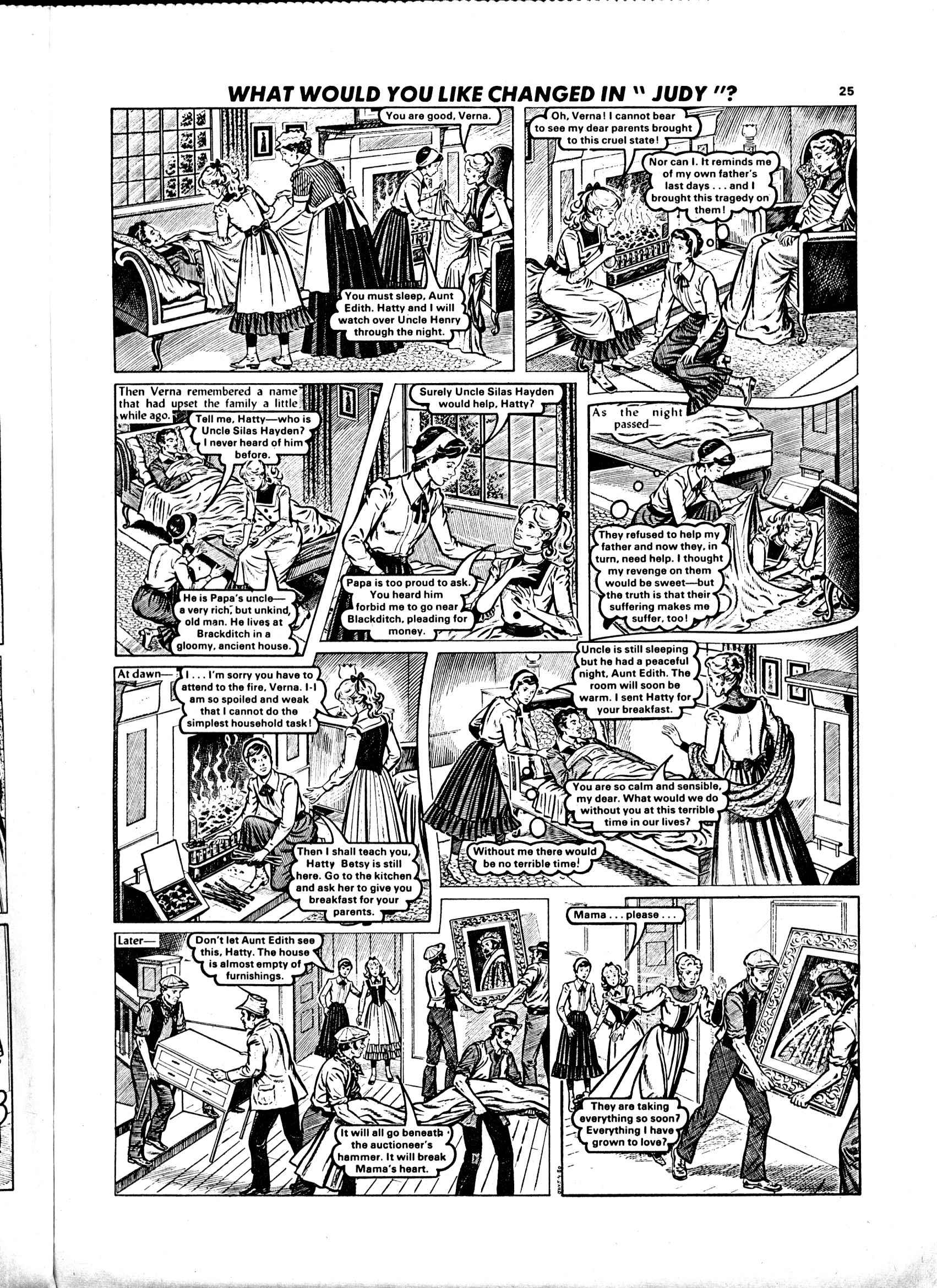 Read online Judy comic -  Issue #56 - 25