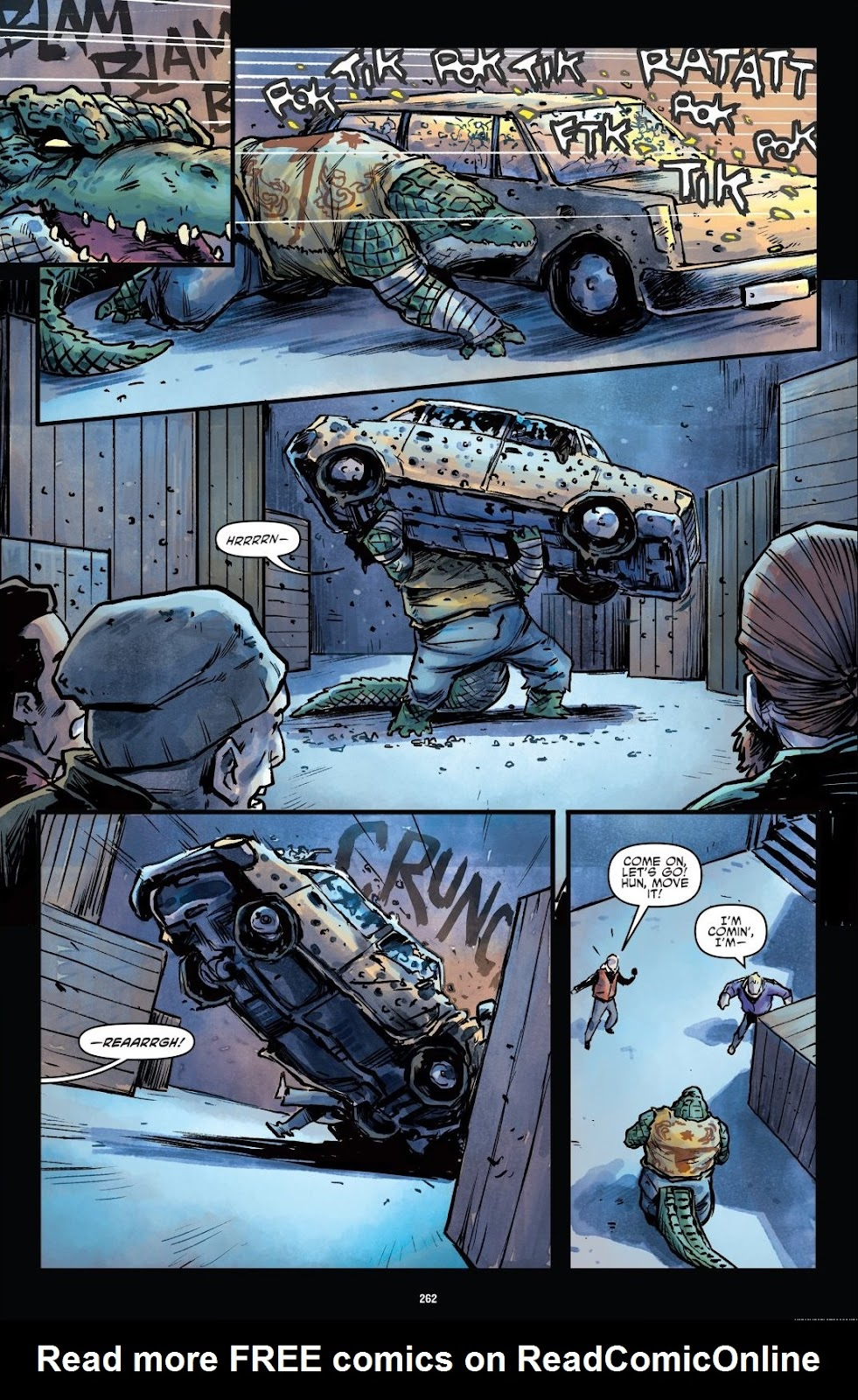 Read online Teenage Mutant Ninja Turtles: The IDW Collection comic -  Issue # TPB 8 (Part 3) - 60