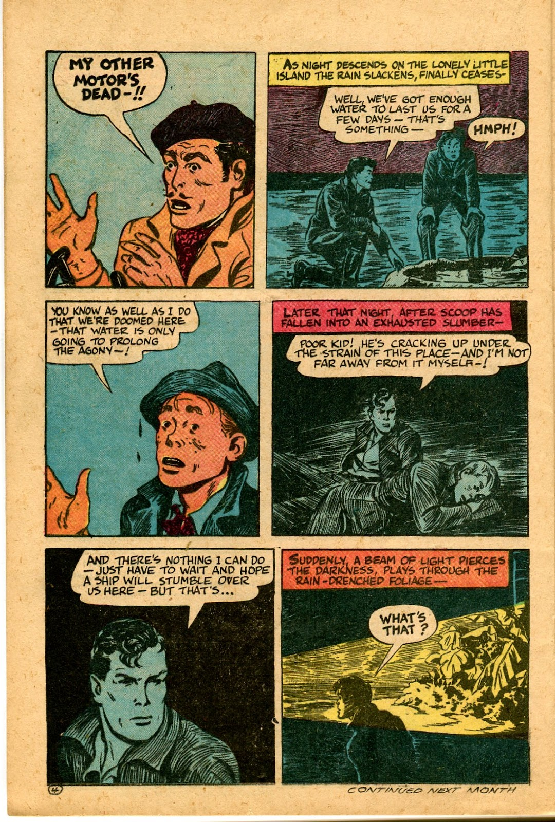 Read online Famous Funnies comic -  Issue #136 - 24