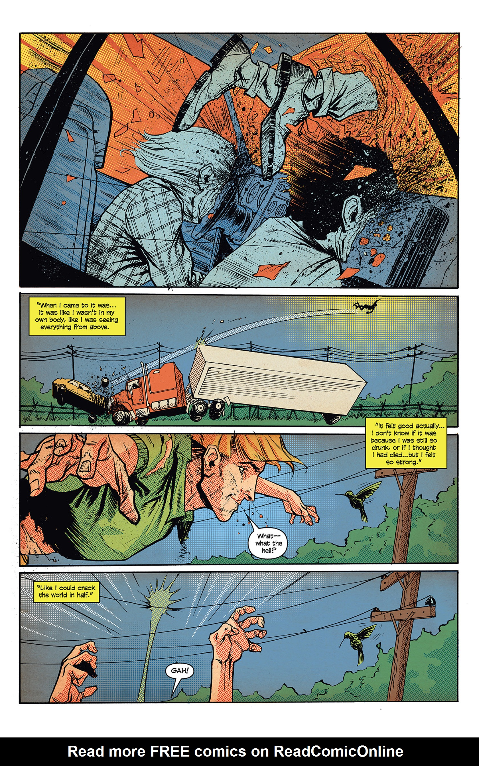 Read online Buzzkill comic -  Issue #1 - 10