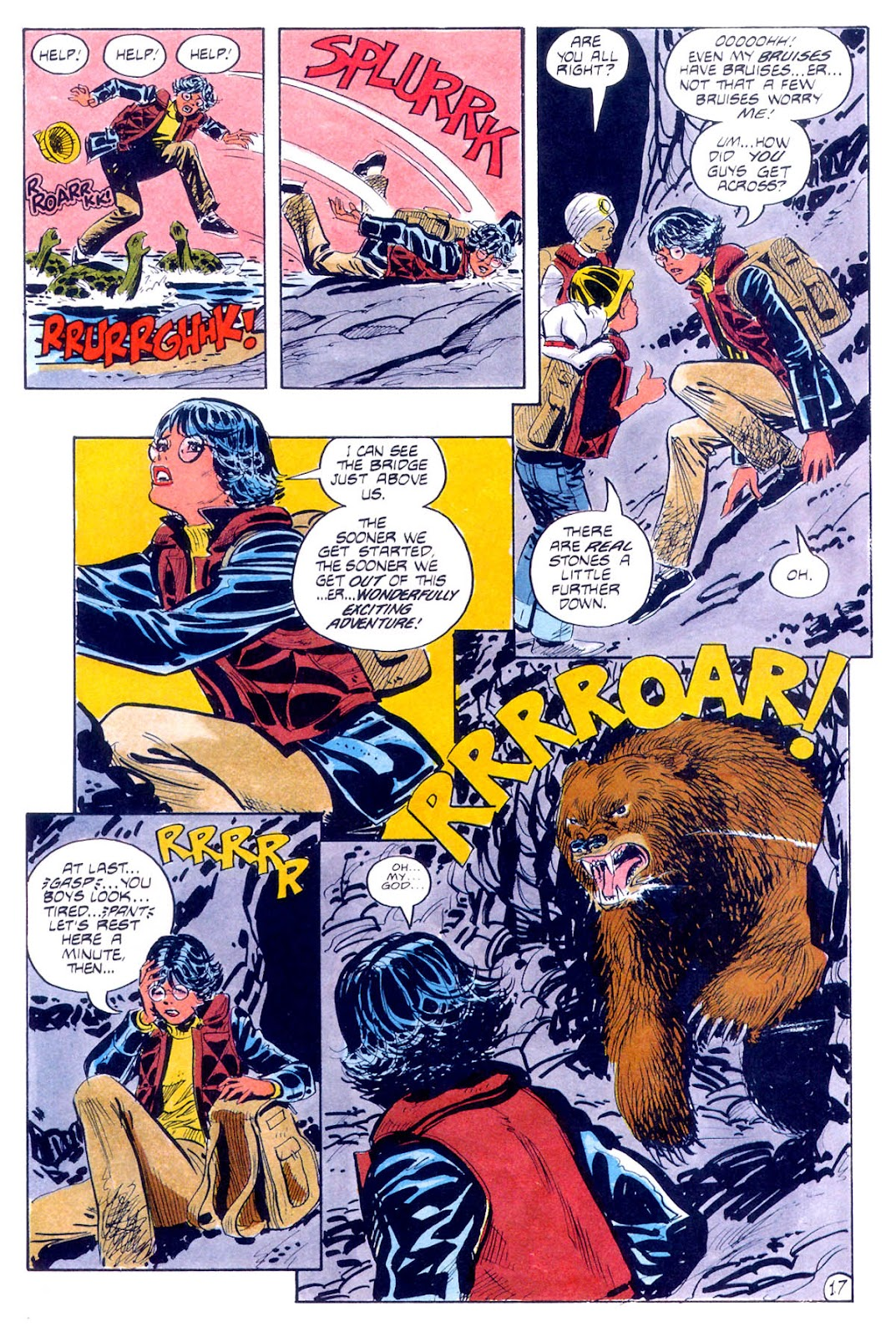 Jonny Quest (1986) issue 12 - Page 20