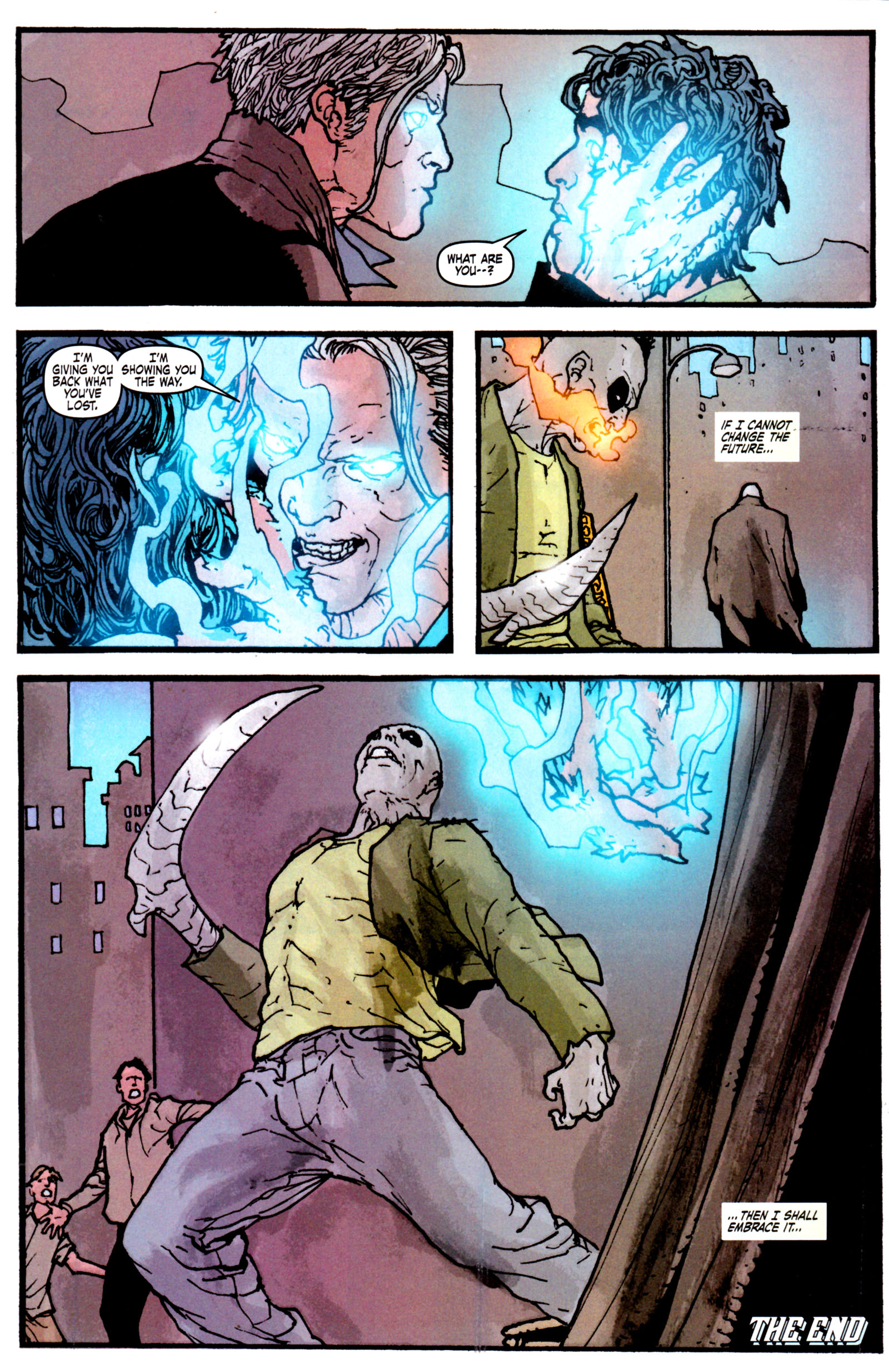 Read online Son of M comic -  Issue #6 - 32