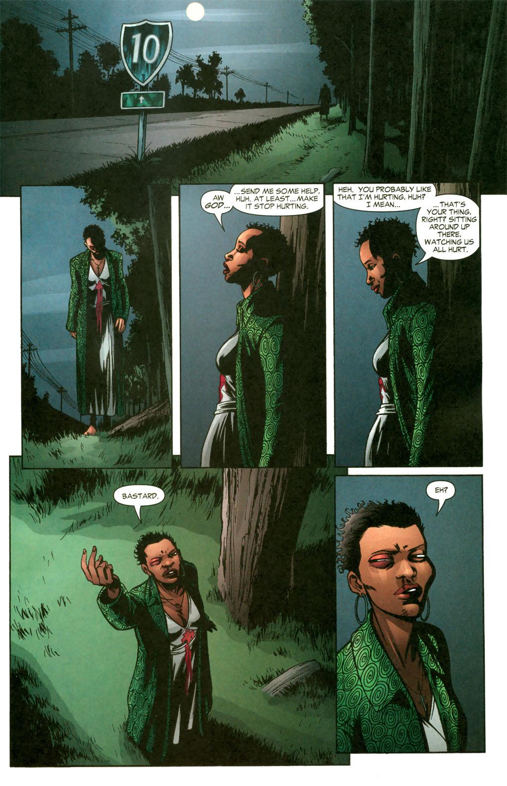 Read online Fallen Angel (2003) comic -  Issue #10 - 2