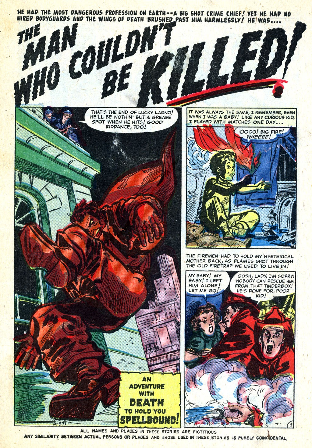 Spellbound (1952) issue 6 - Page 3