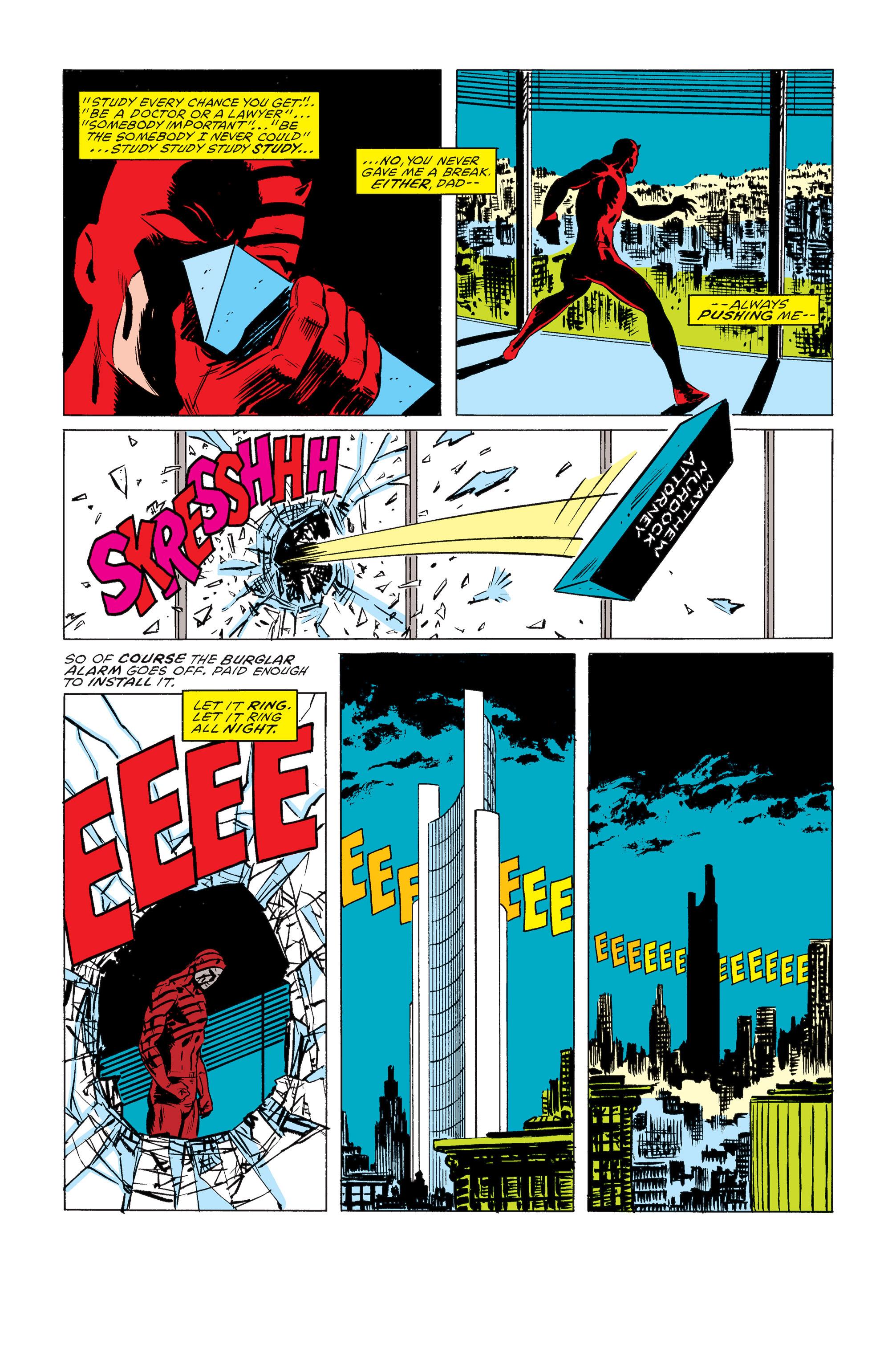 Read online Daredevil: Born Again comic -  Issue # Full - 16