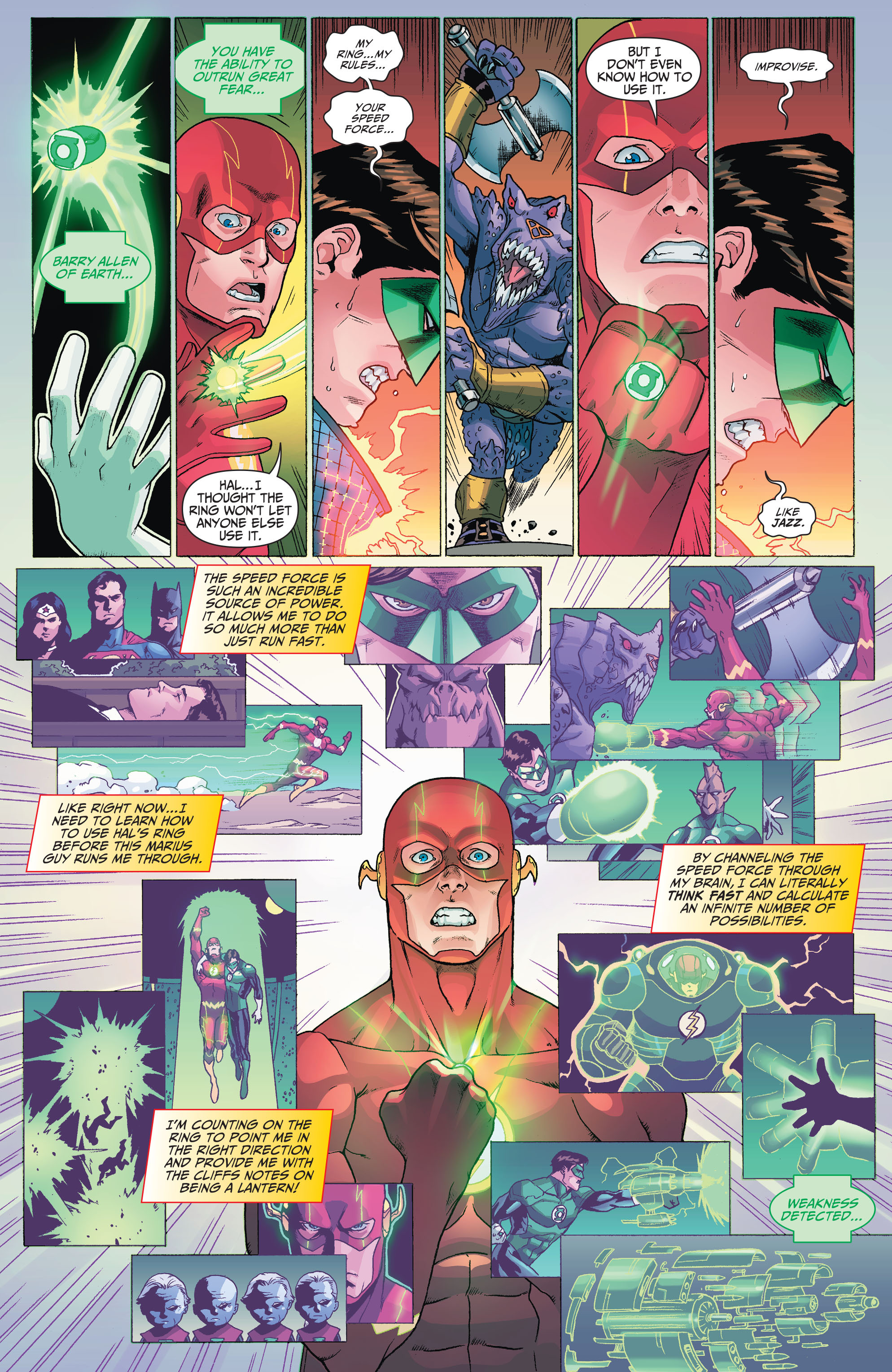 Read online The Flash (2011) comic -  Issue # _TPB 5 - 30