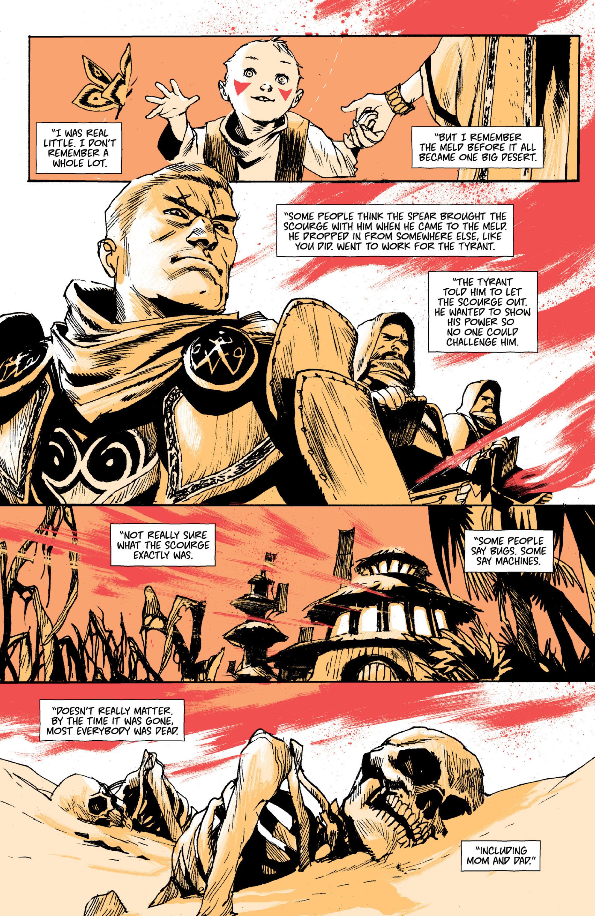 Read online Ei8ht comic -  Issue # TPB - 49
