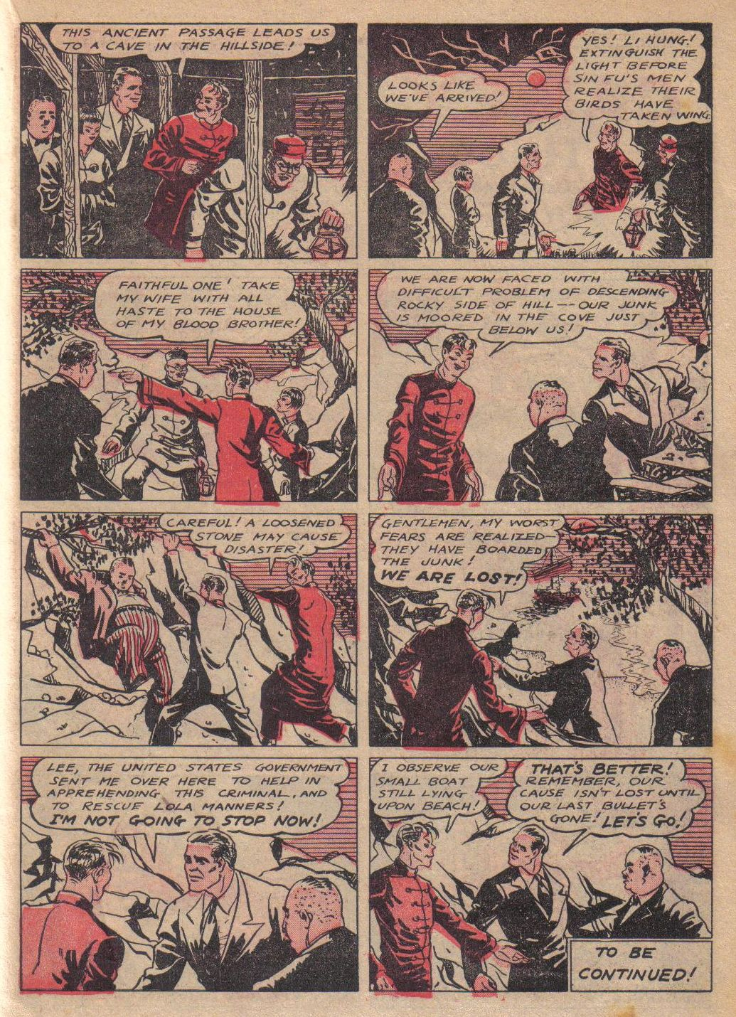 Read online Adventure Comics (1938) comic -  Issue #24 - 45