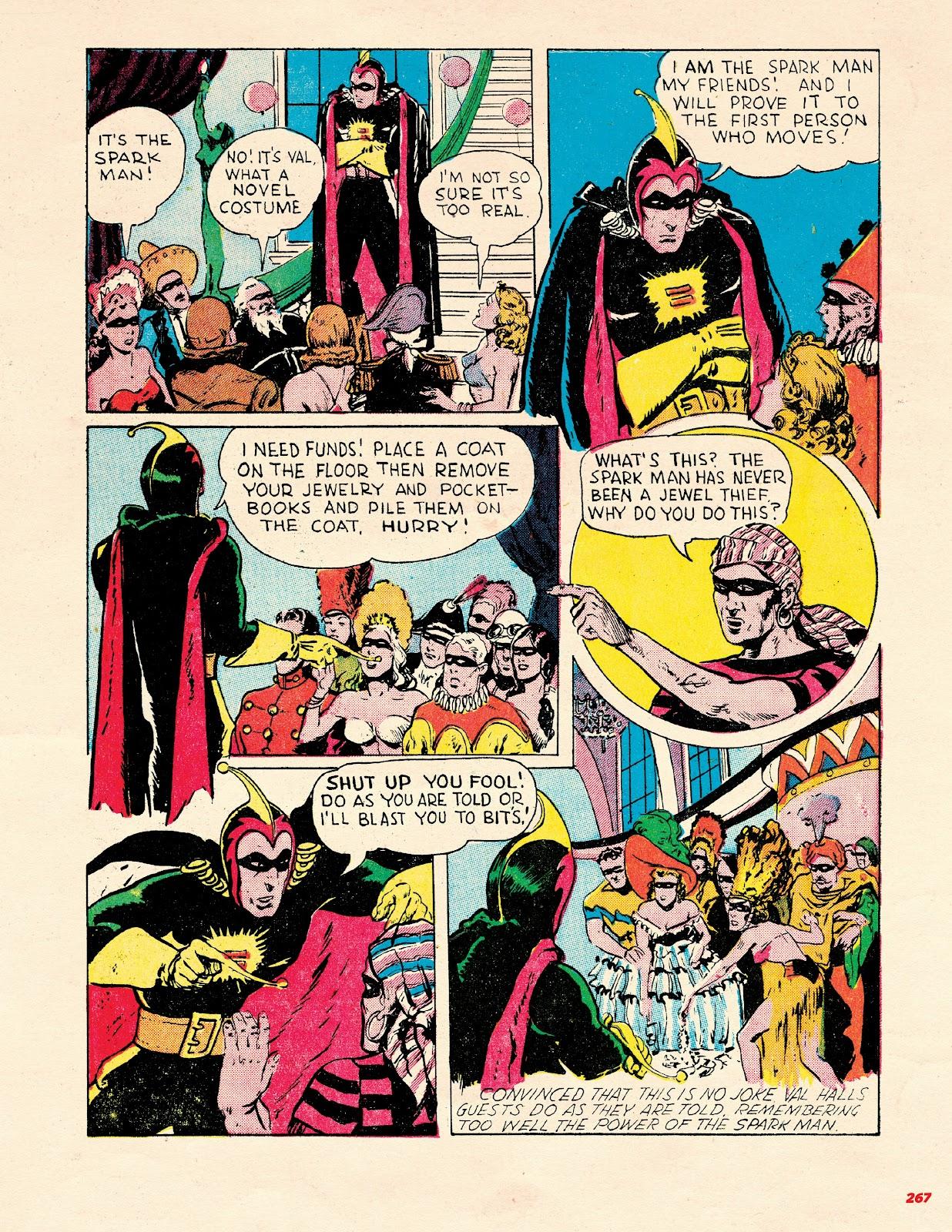 Read online Super Weird Heroes comic -  Issue # TPB 2 (Part 3) - 67