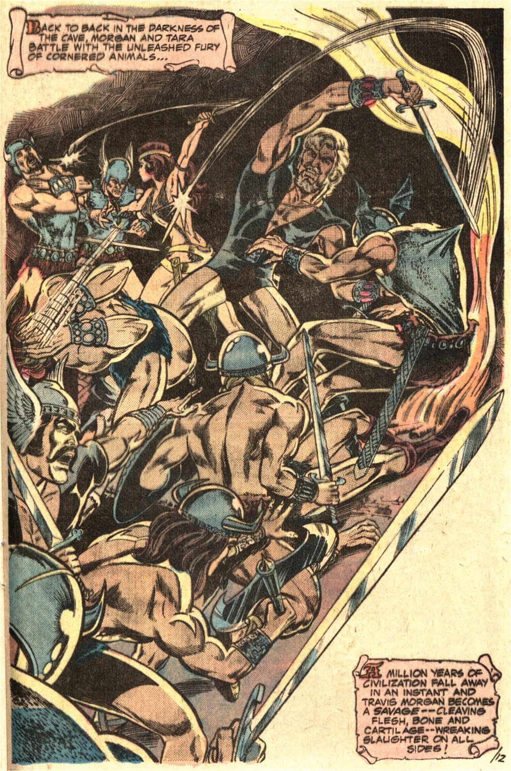 Warlord (1976) issue 1 - Page 13