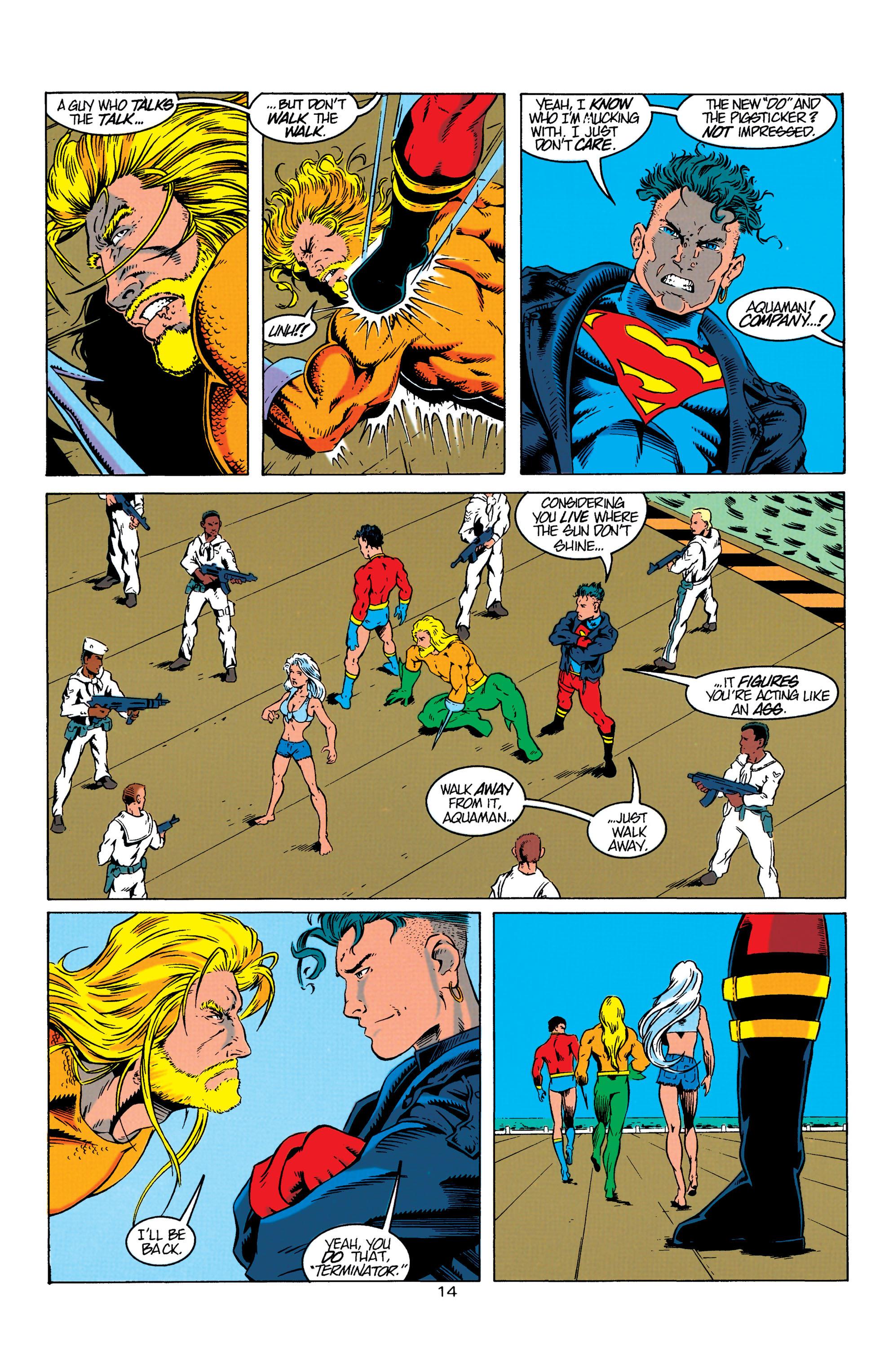 Read online Aquaman (1994) comic -  Issue #3 - 13