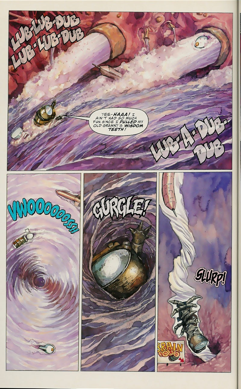 Lobo: Fragtastic Voyage issue Full - Page 35