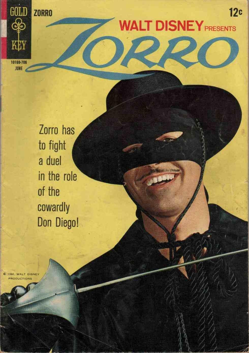 Zorro (1966) issue 6 - Page 1