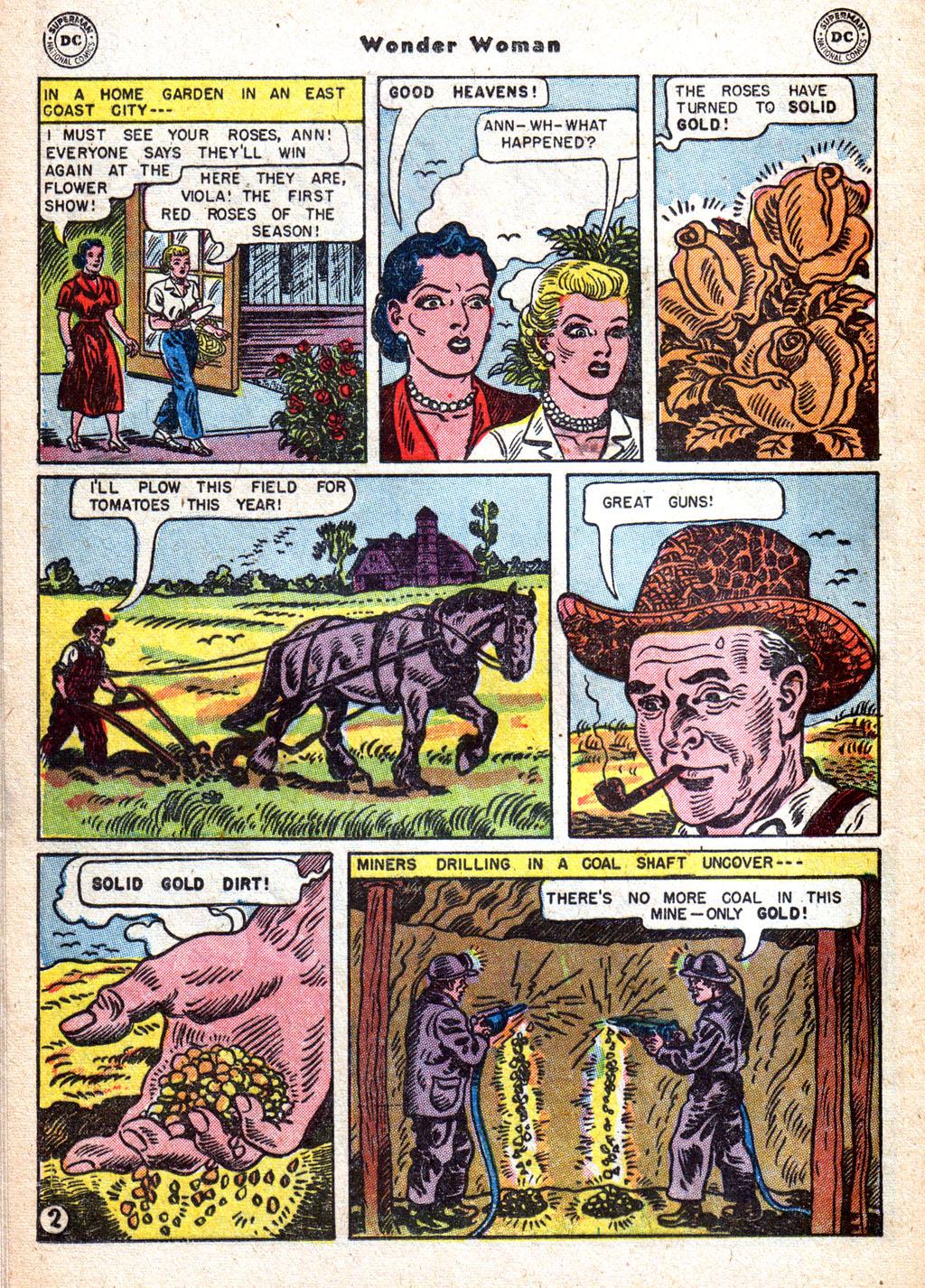 Read online Wonder Woman (1942) comic -  Issue #72 - 16