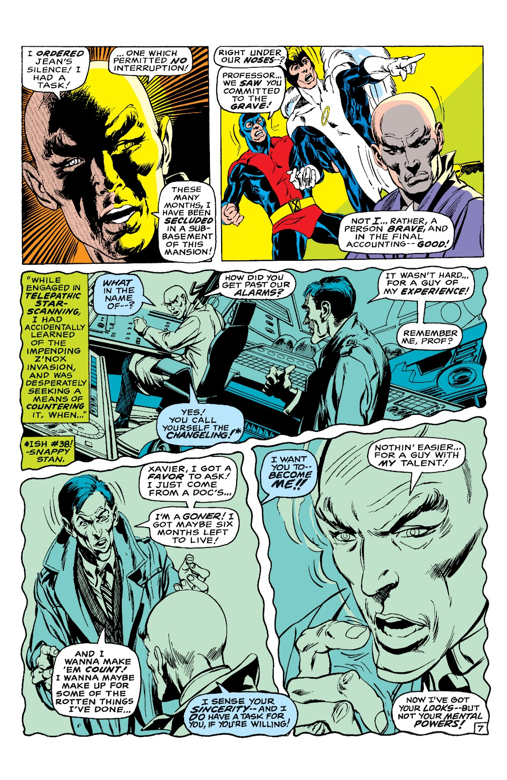 Uncanny X-Men (1963) issue 65 - Page 8