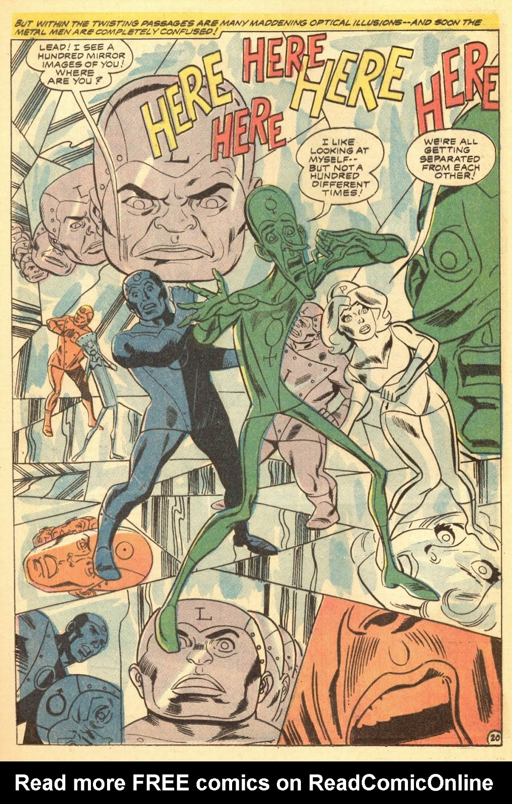 Metal Men (1963) issue 30 - Page 24