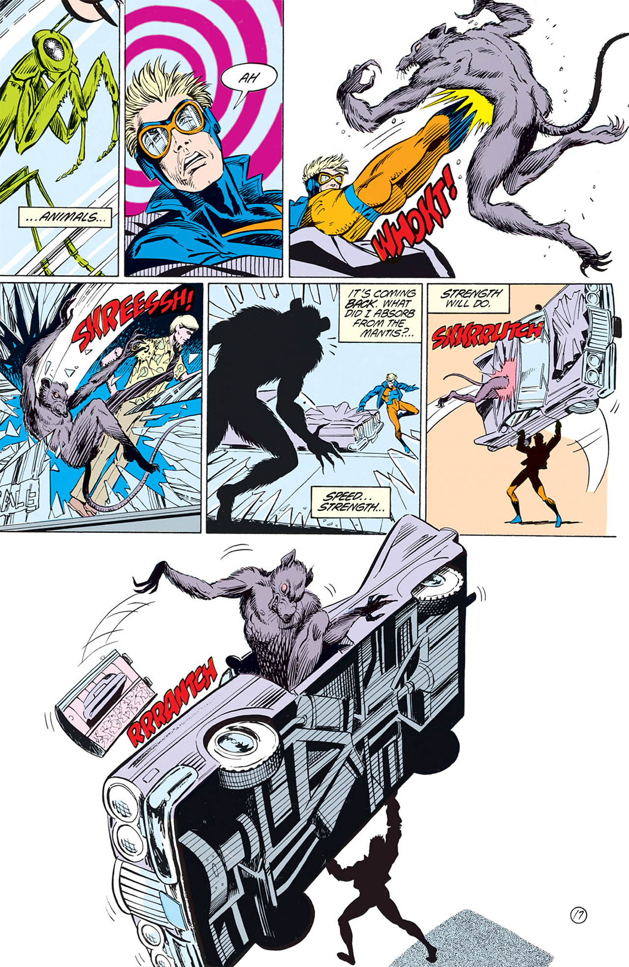 Read online Animal Man (1988) comic -  Issue #2 - 19