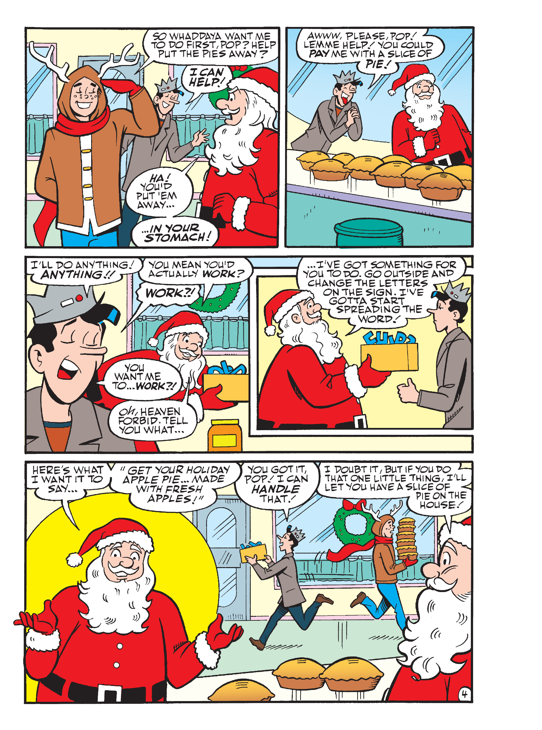 Read online Archie's Funhouse Double Digest comic -  Issue #23 - 5