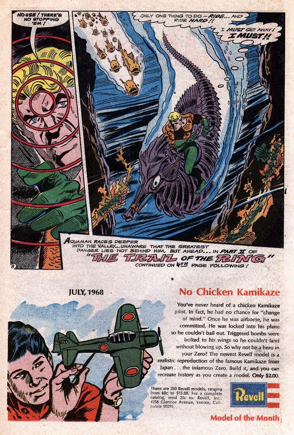 Read online Aquaman (1962) comic -  Issue #41 - 11
