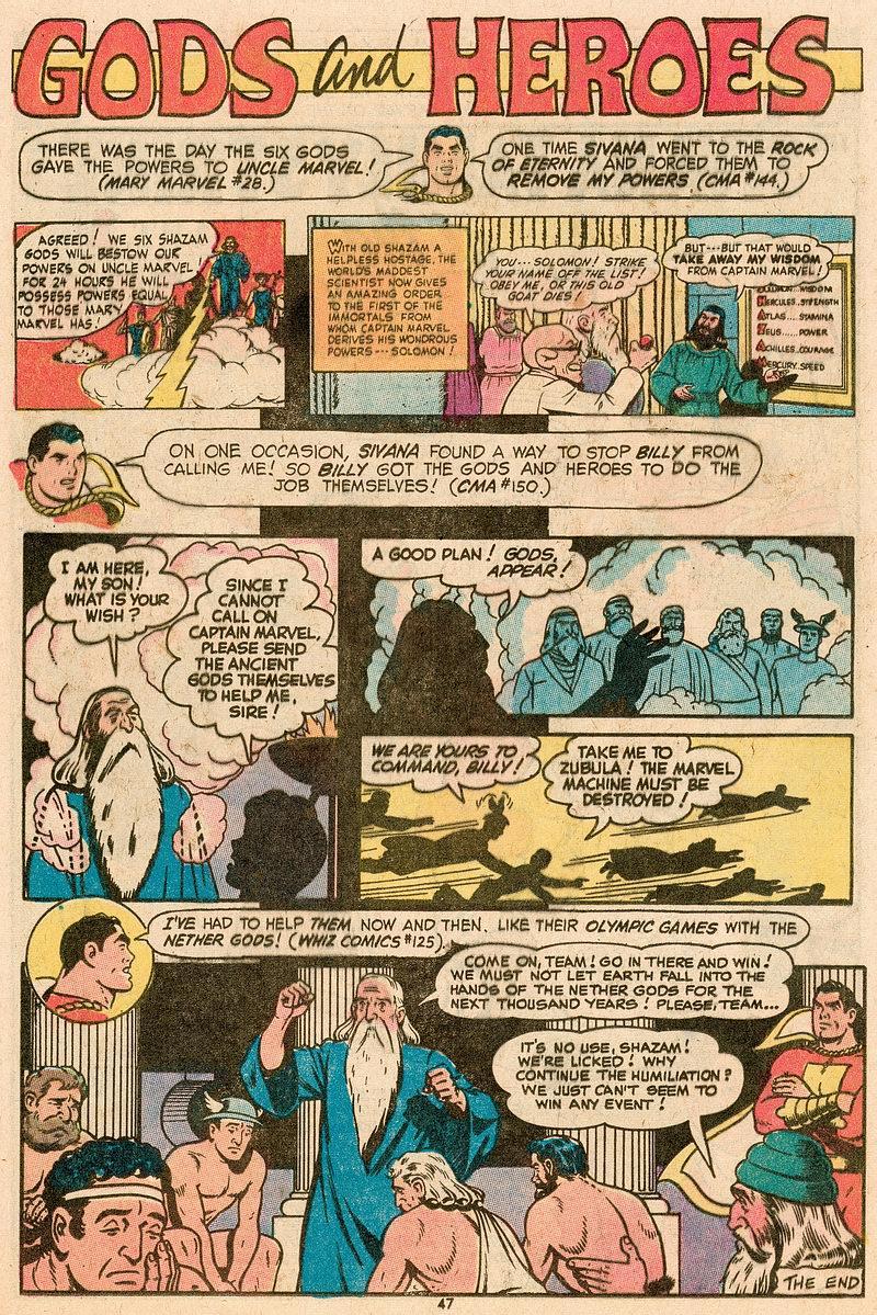Read online Shazam! (1973) comic -  Issue #12 - 40
