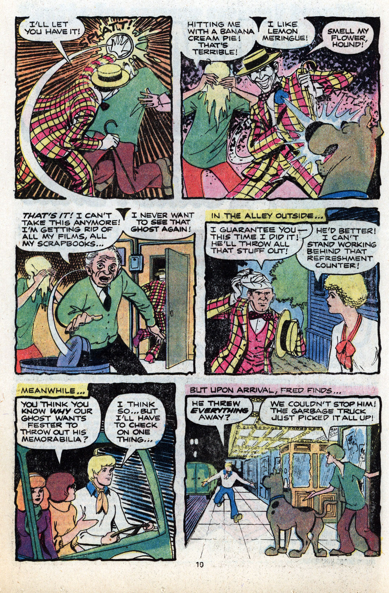 Read online Scooby-Doo (1977) comic -  Issue #6 - 12