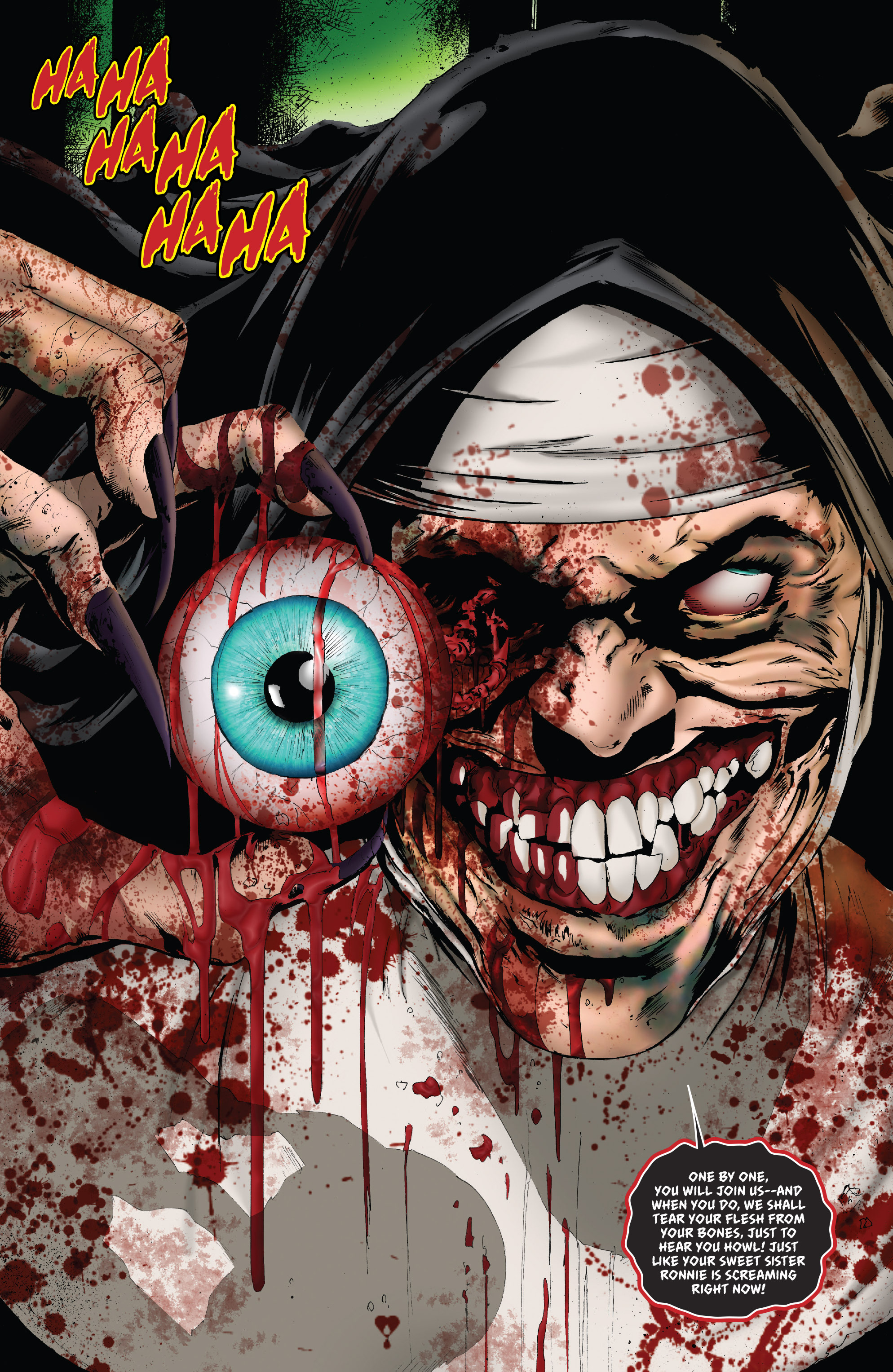 Read online Army of Darkness: Furious Road comic -  Issue #3 - 19