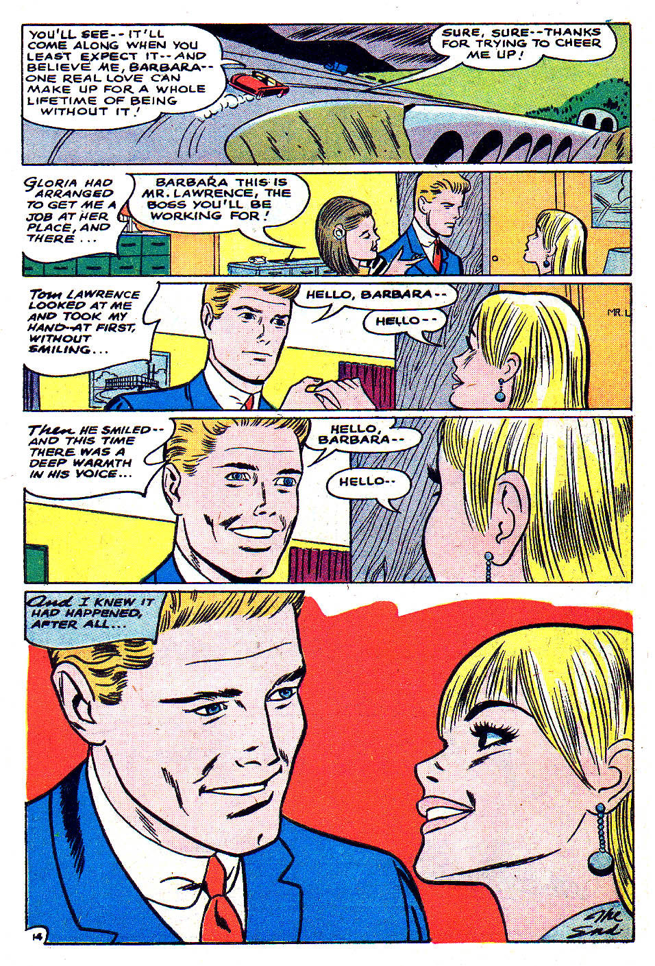 Young Romance issue 149 - Page 33
