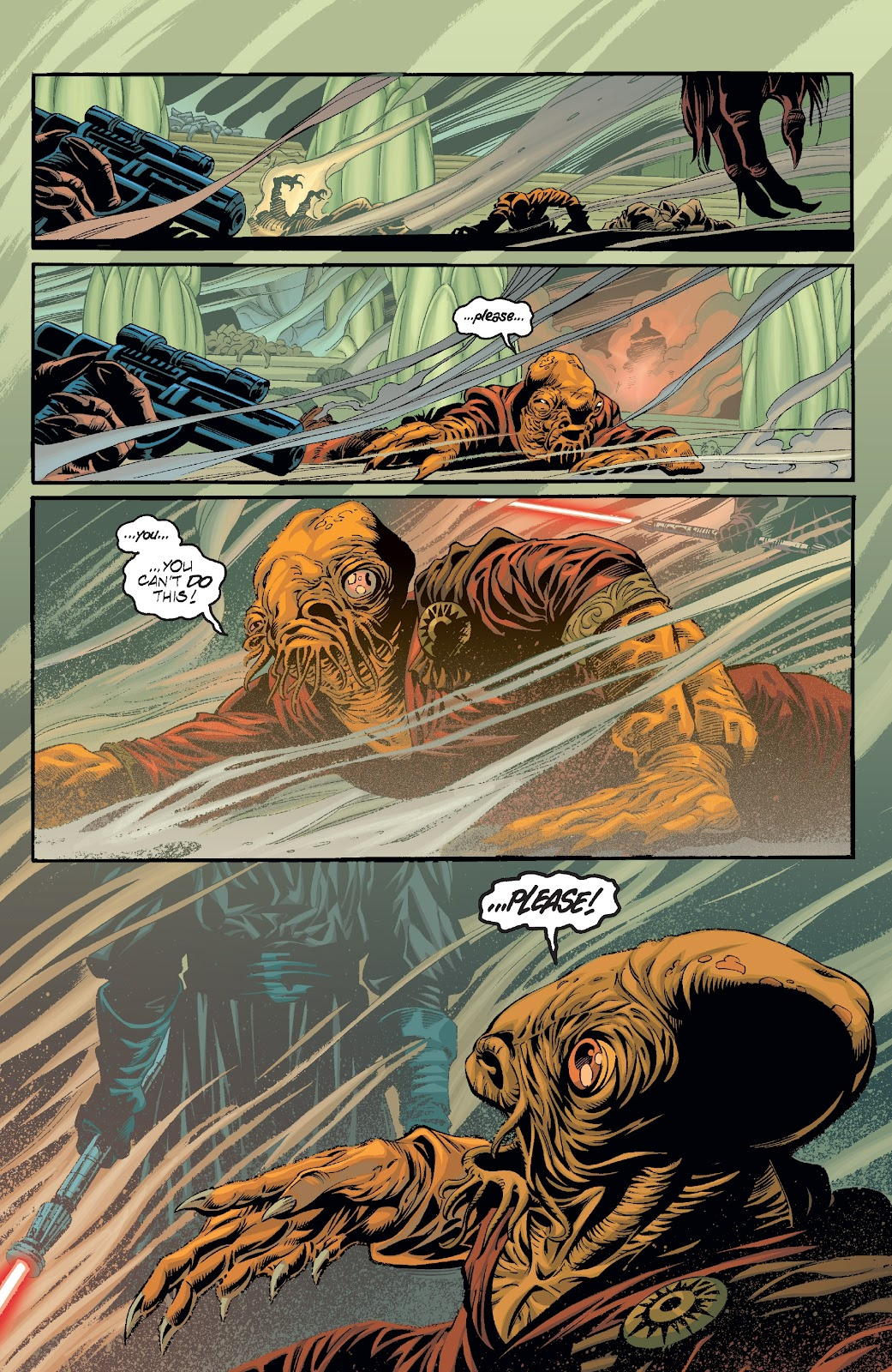 Read online Star Wars Legends: Rise of the Sith - Epic Collection comic -  Issue # TPB 2 (Part 2) - 86