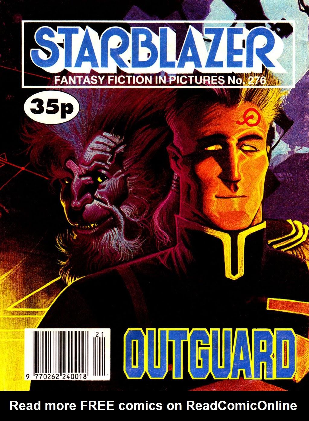Starblazer issue 276 - Page 1