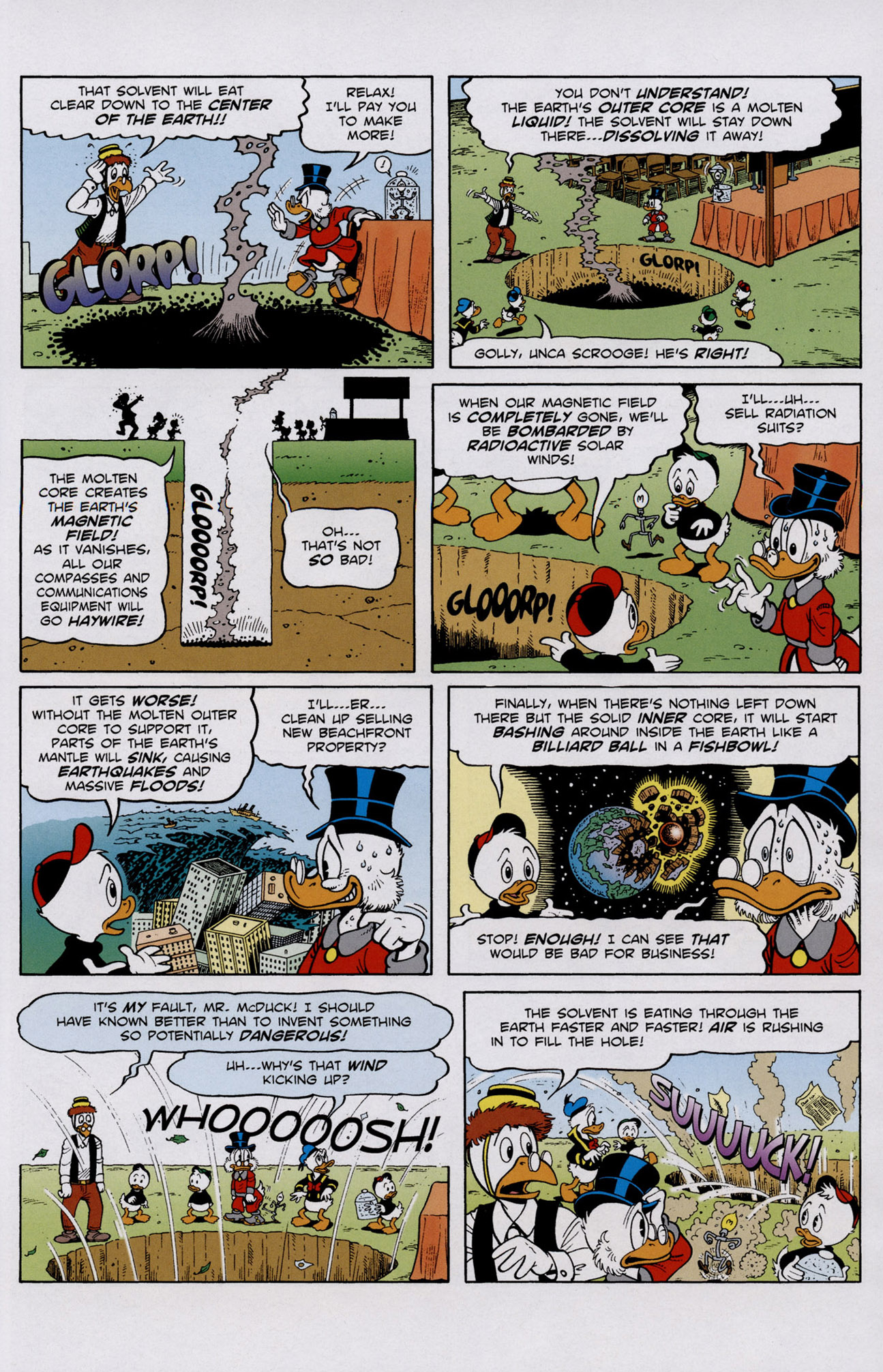 Read online Uncle Scrooge (1953) comic -  Issue #401 - 7