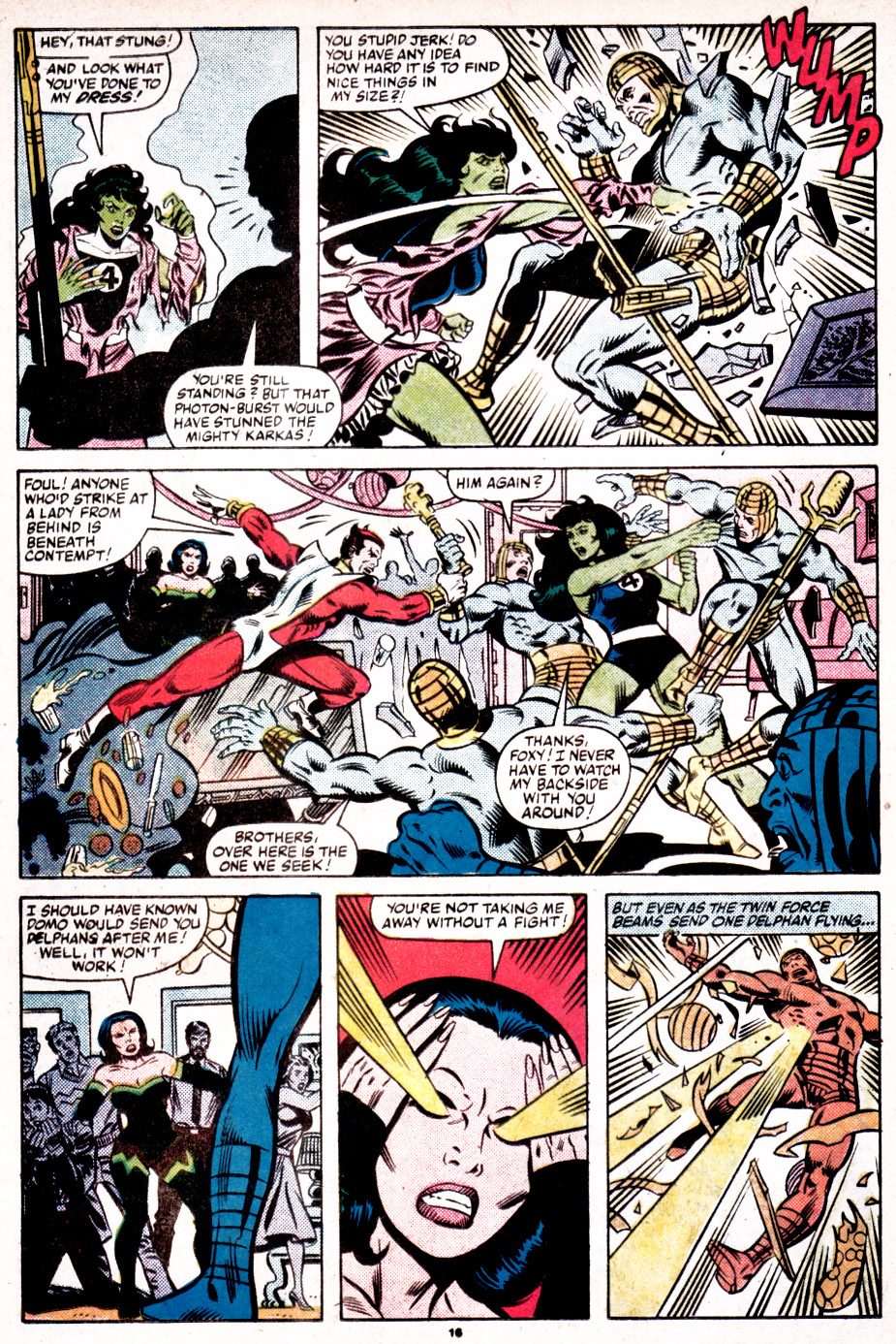 The Avengers (1963) 246 Page 16
