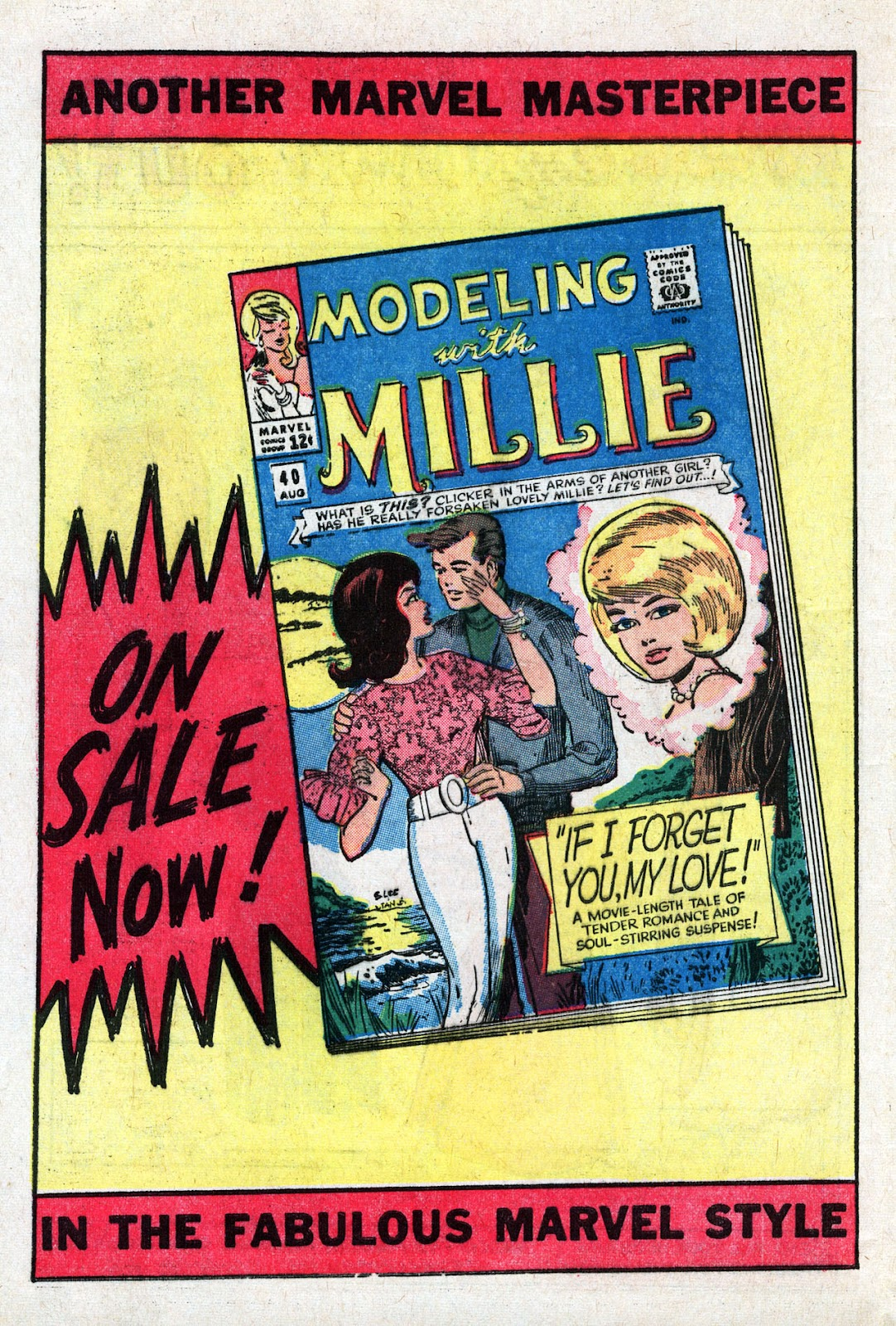 Millie the Model issue 130 - Page 32