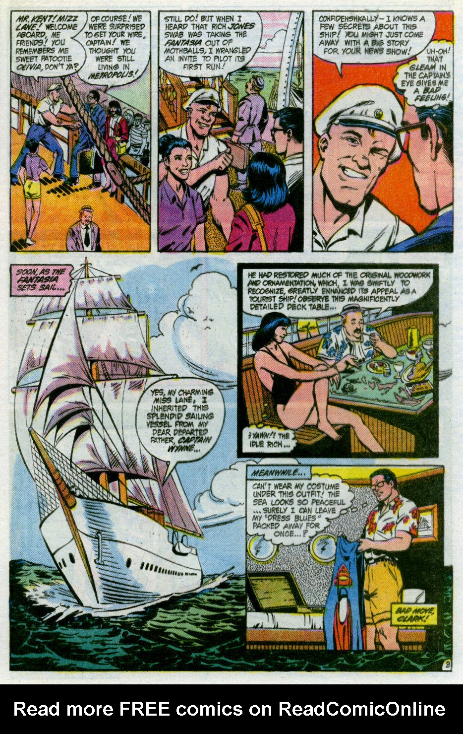 Read online Action Comics (1938) comic -  Issue #566 - 4