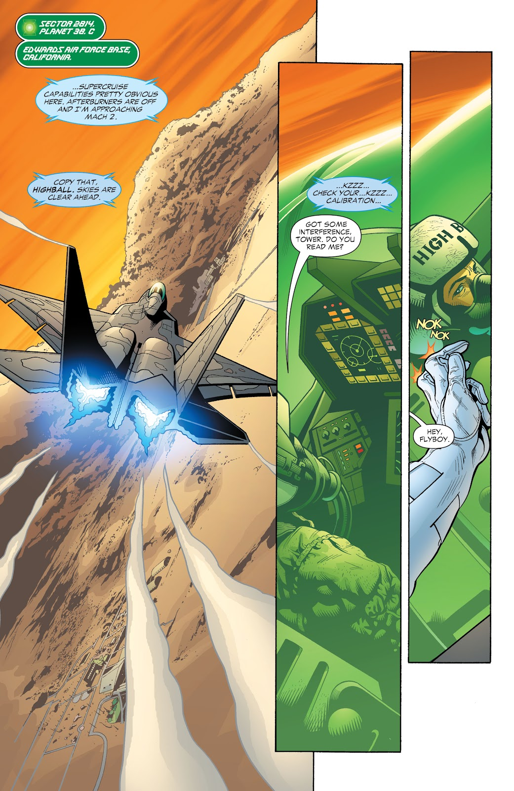 Read online Green Lantern by Geoff Johns comic -  Issue # TPB 1 (Part 2) - 81