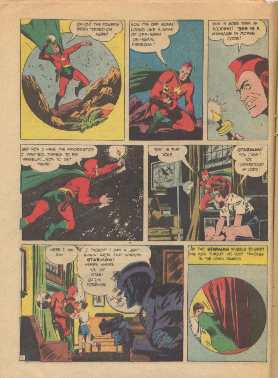Read online Adventure Comics (1938) comic -  Issue #81 - 22