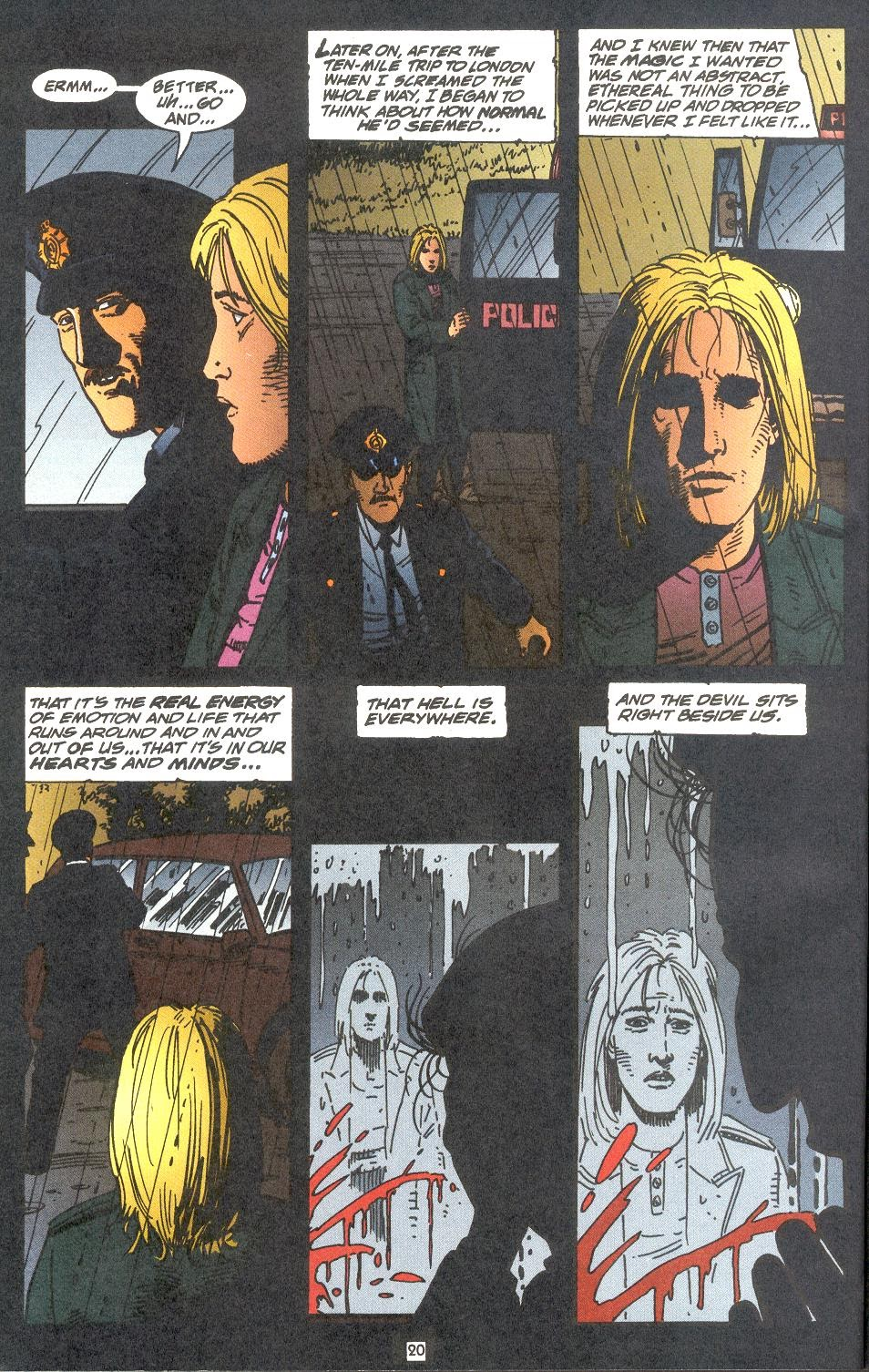 Read online Hellblazer Special comic -  Issue # Full - 21